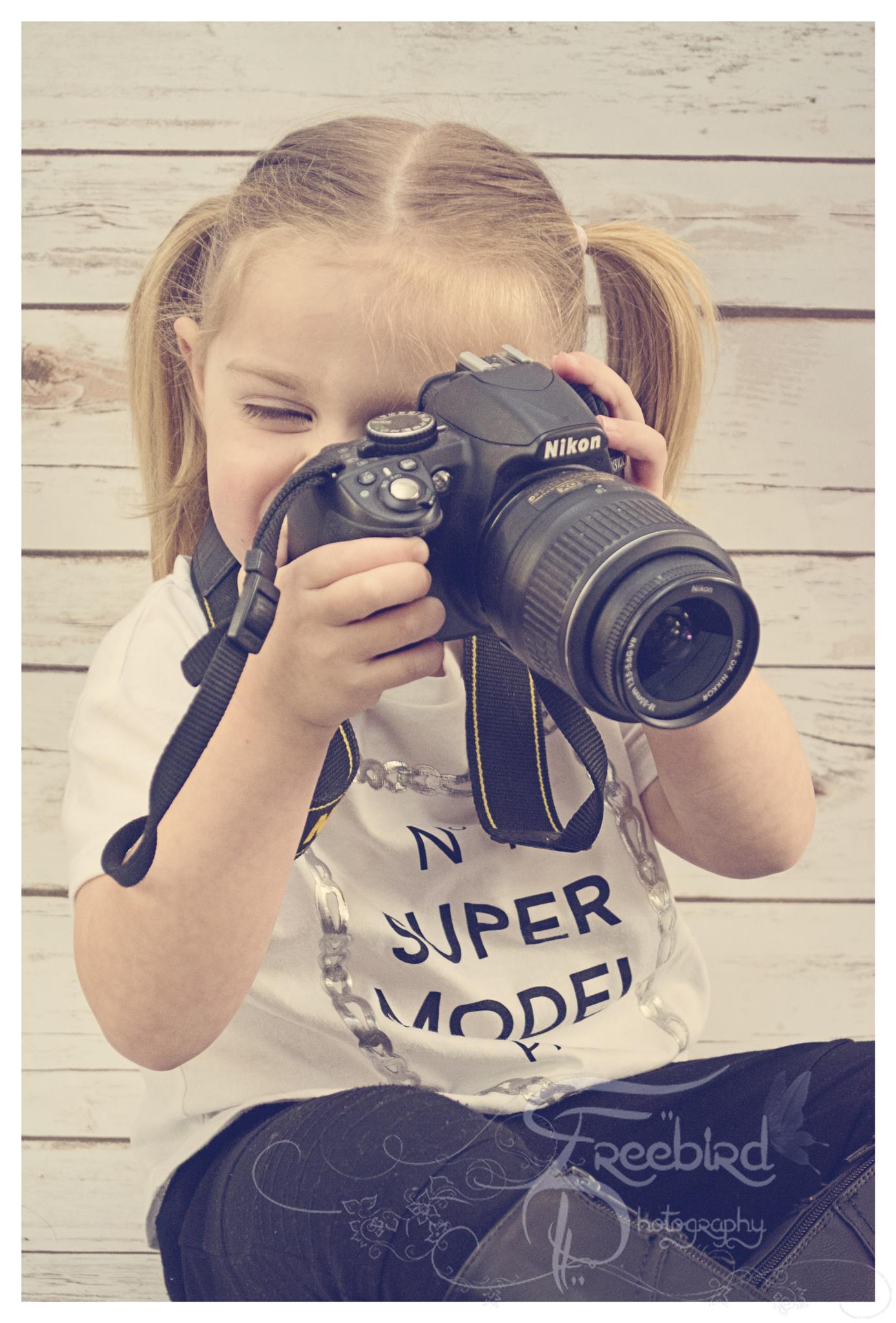 Mummy's helper by FreebirdphotographyUK