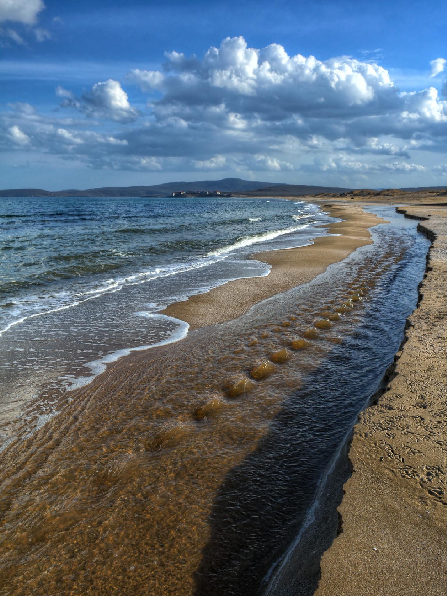 Black Sea view by dimitarrusevdr