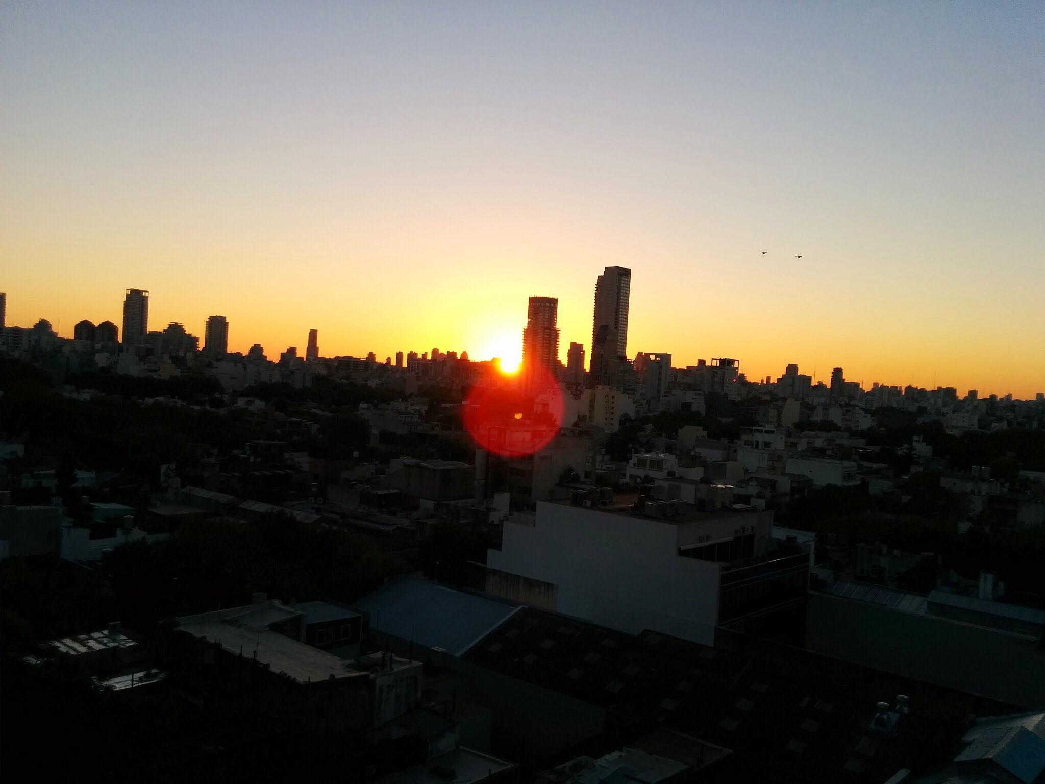 Amanece Buenos Aires by patricio.carranza