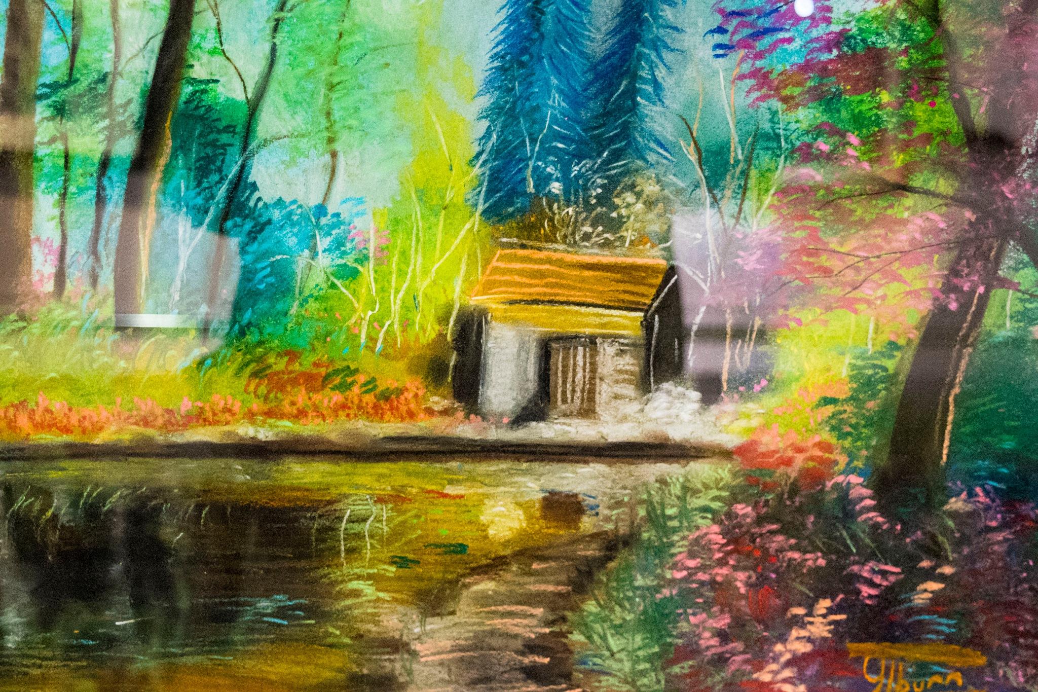 river shack by BearMan