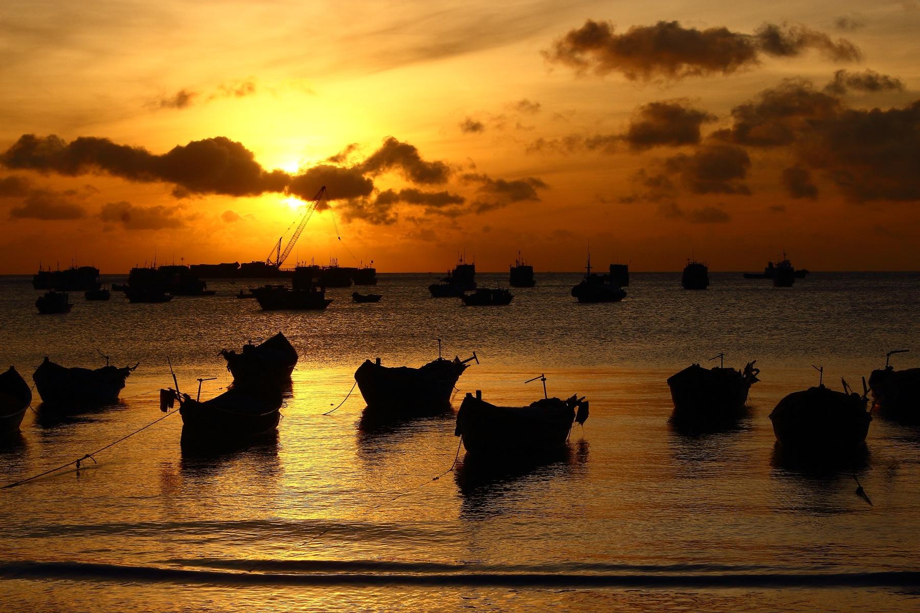fishing boats by paul.terrance.56