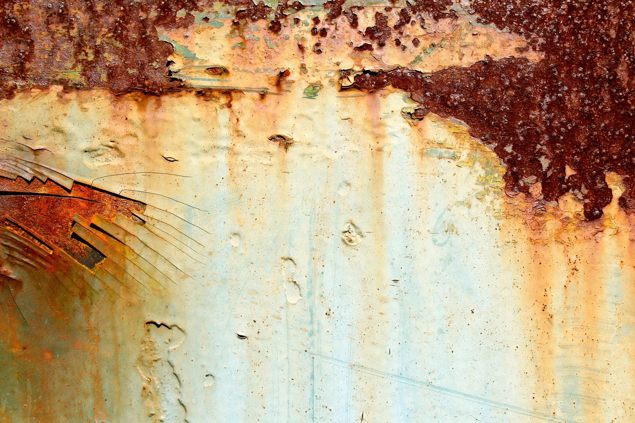 Rusty Sunset by cyndee