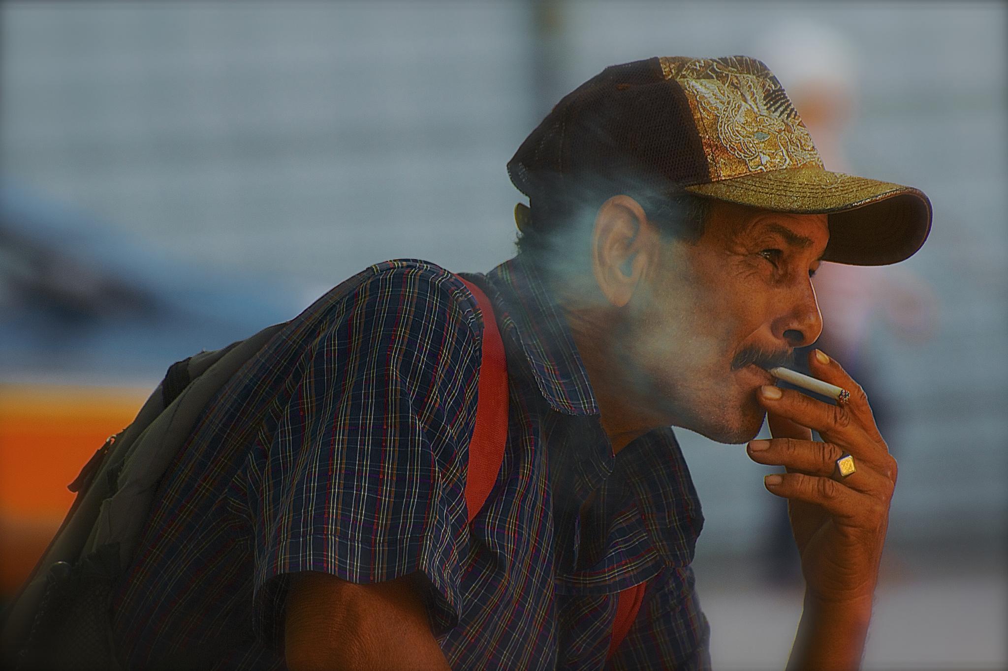 smokin' by macplox