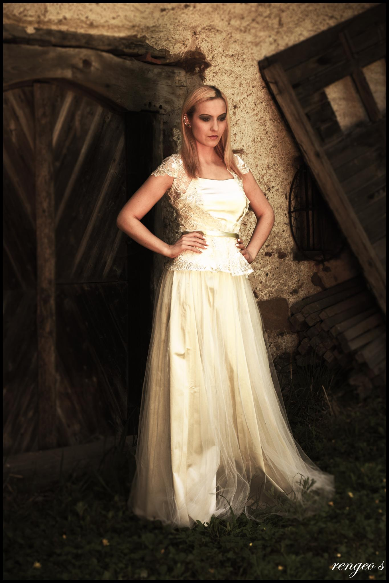 Photo in Fashion #wedding dress #fashion #wedding #bride