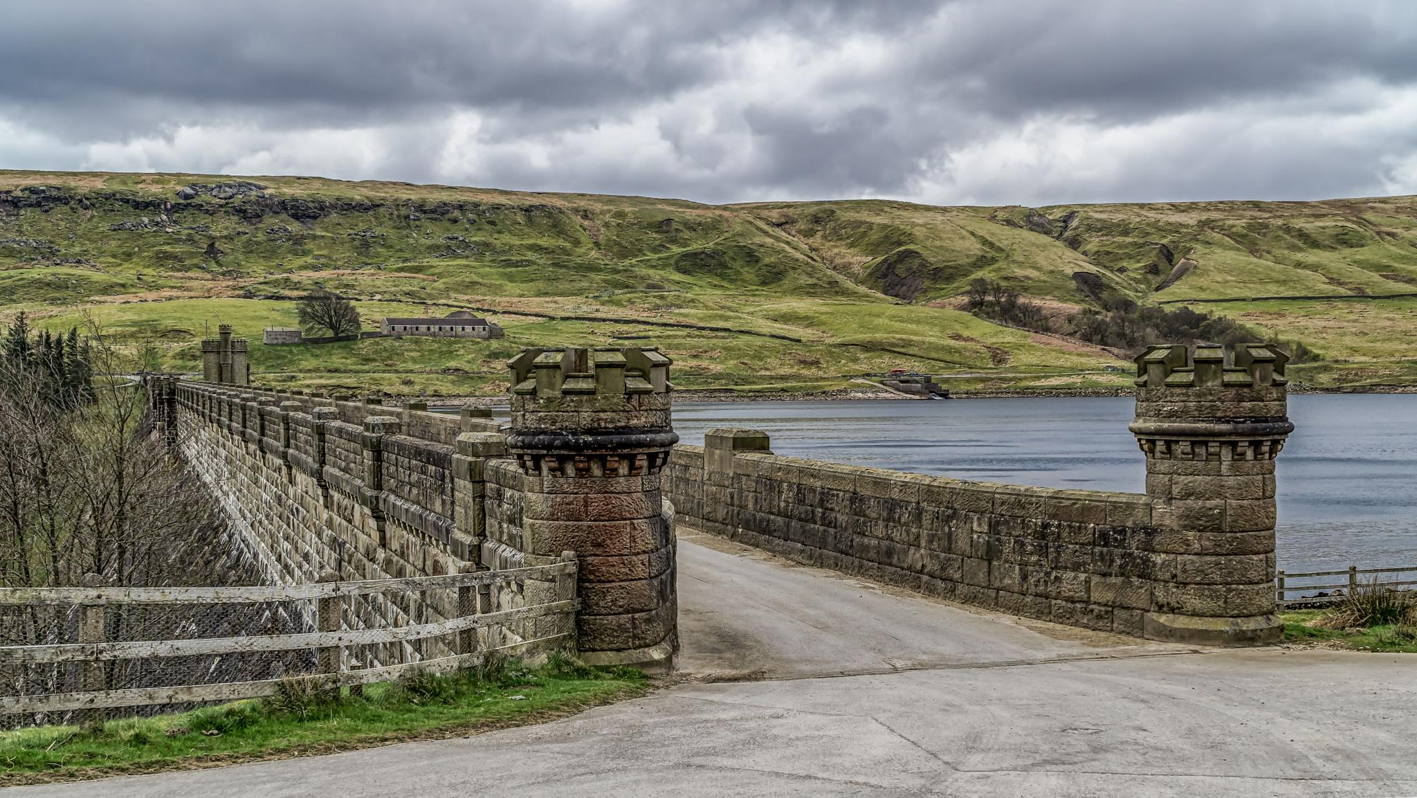 Scar House Reservoir by Kevin R Shaw