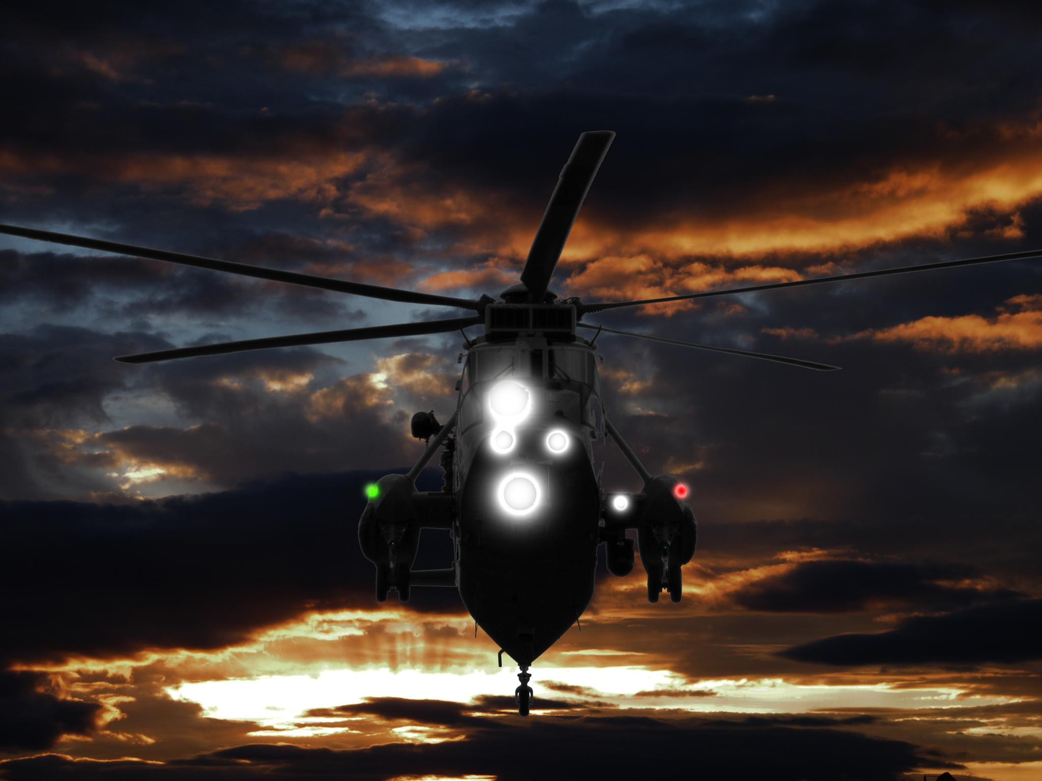 Seaking Sunset Approach by tony.winfield.94