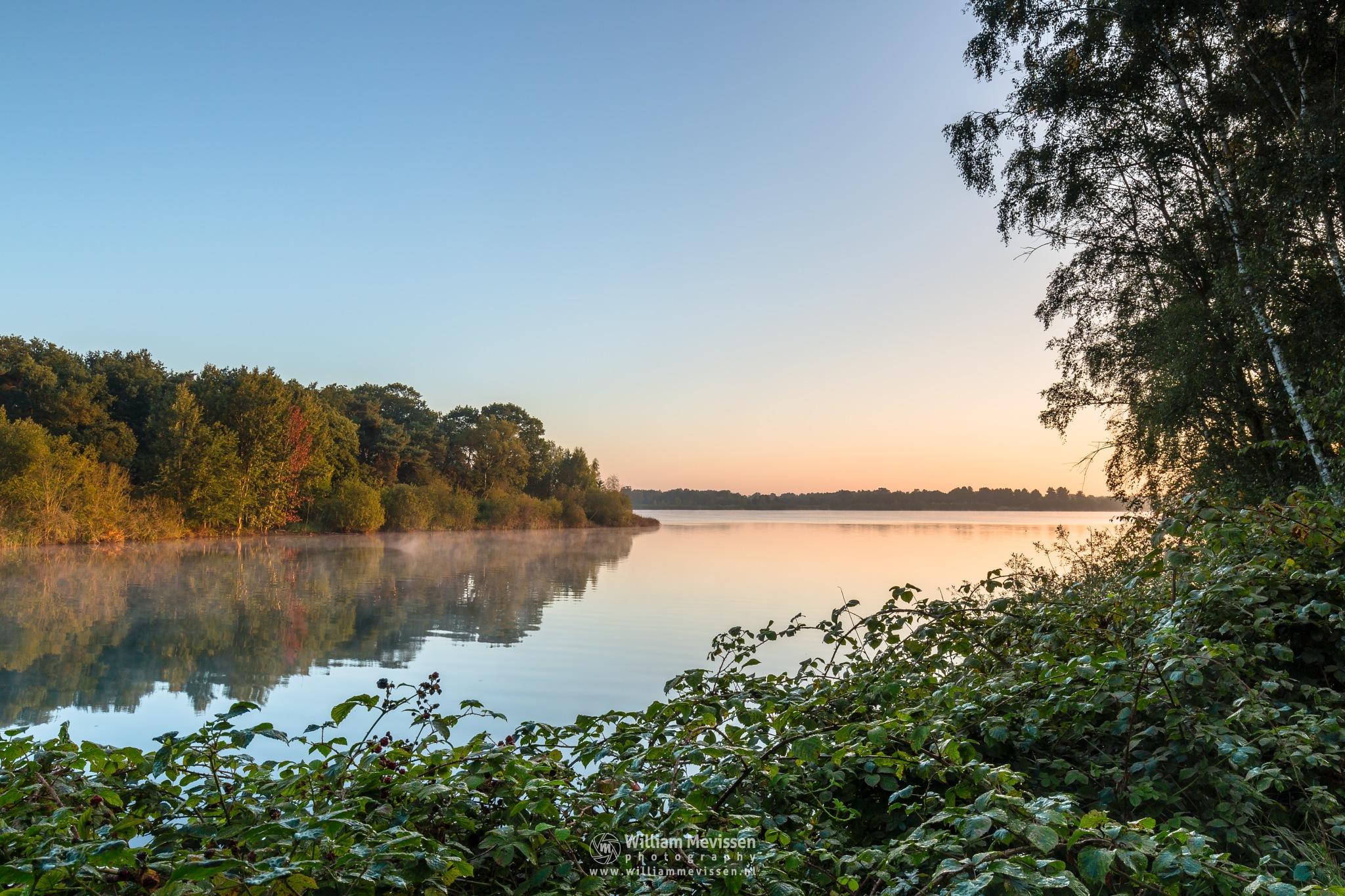 Bay View Reindersmeer  by William Mevissen