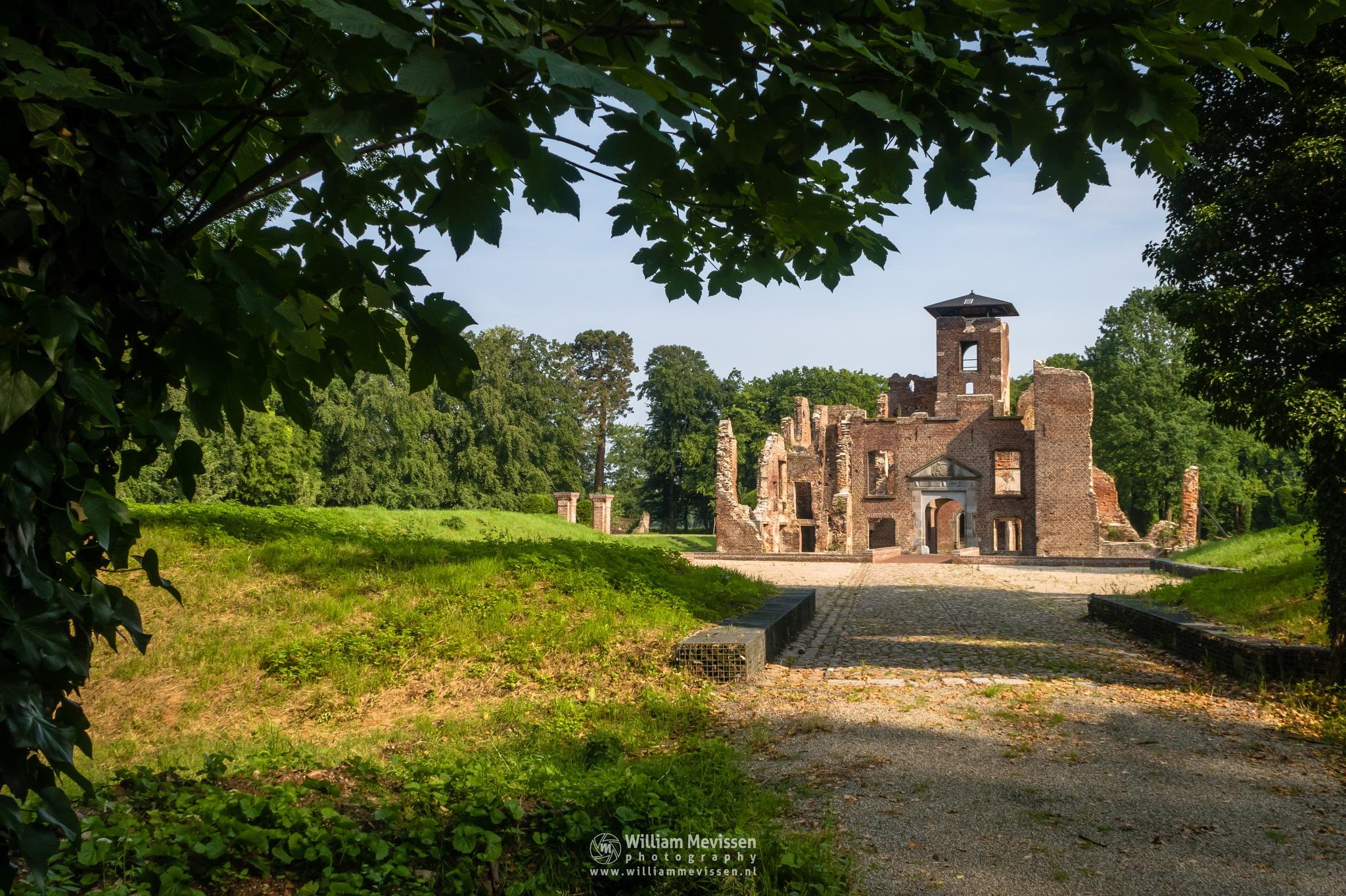 Castle Ruin Bleijenbeek by William Mevissen