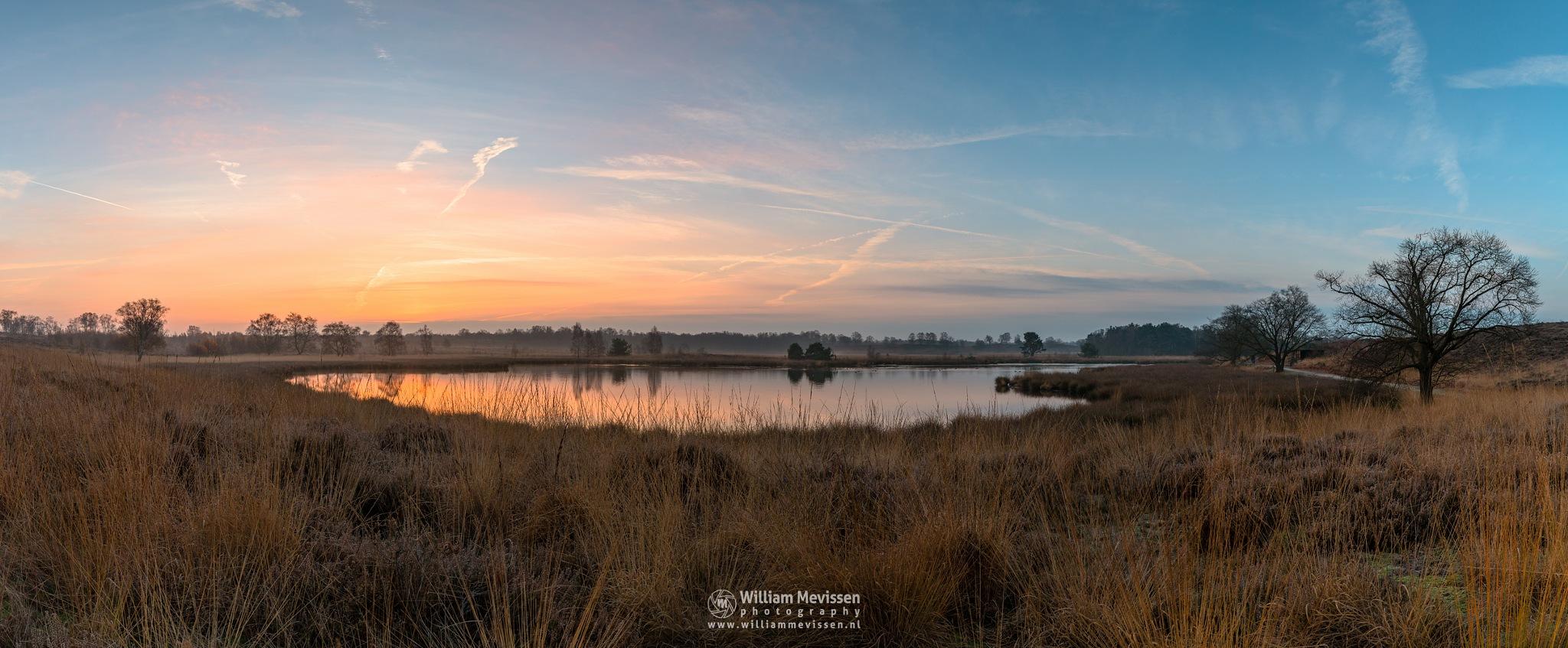 Panorama Pikmeeuwenwater by William Mevissen