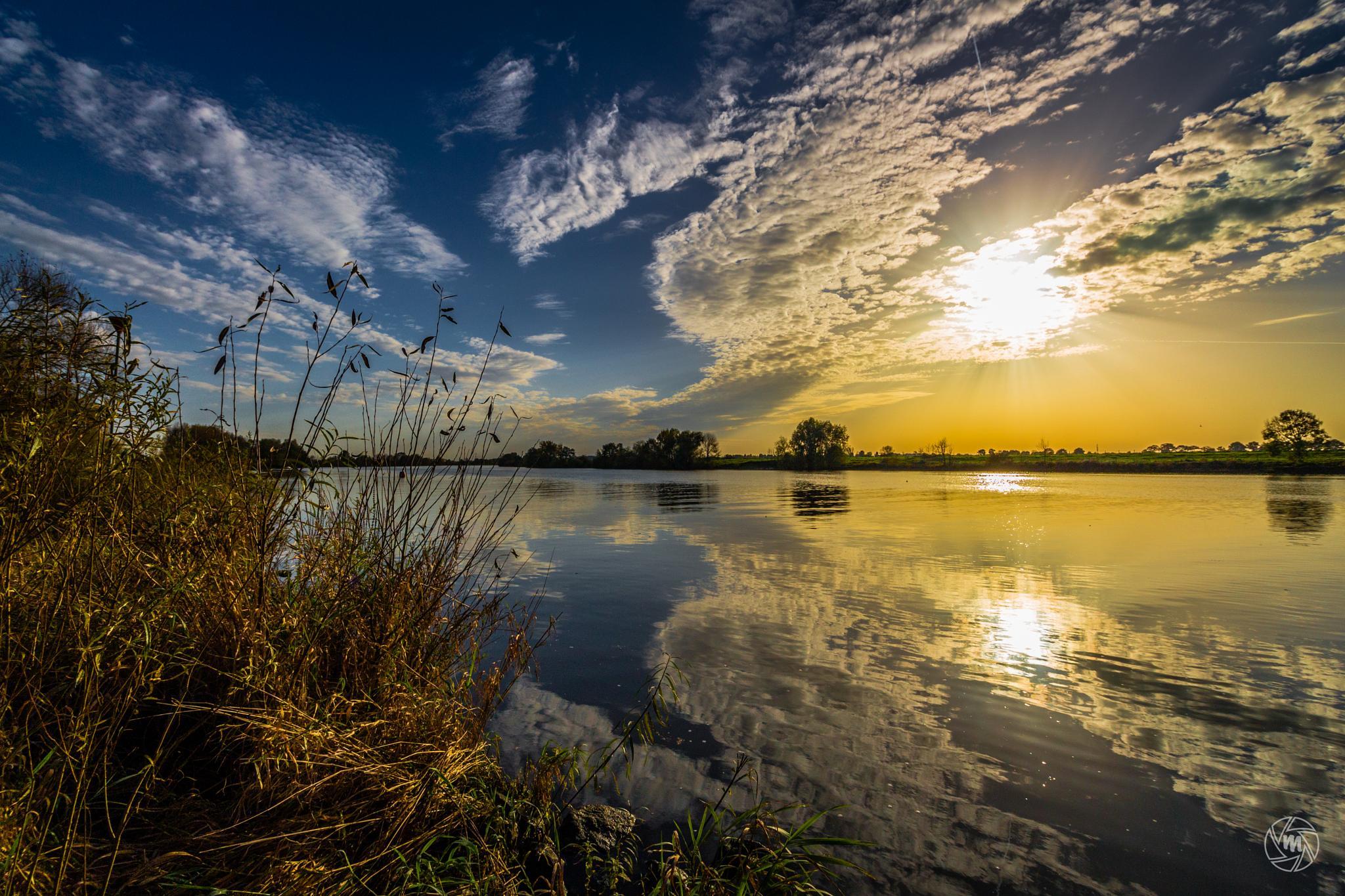 Golden River by William Mevissen