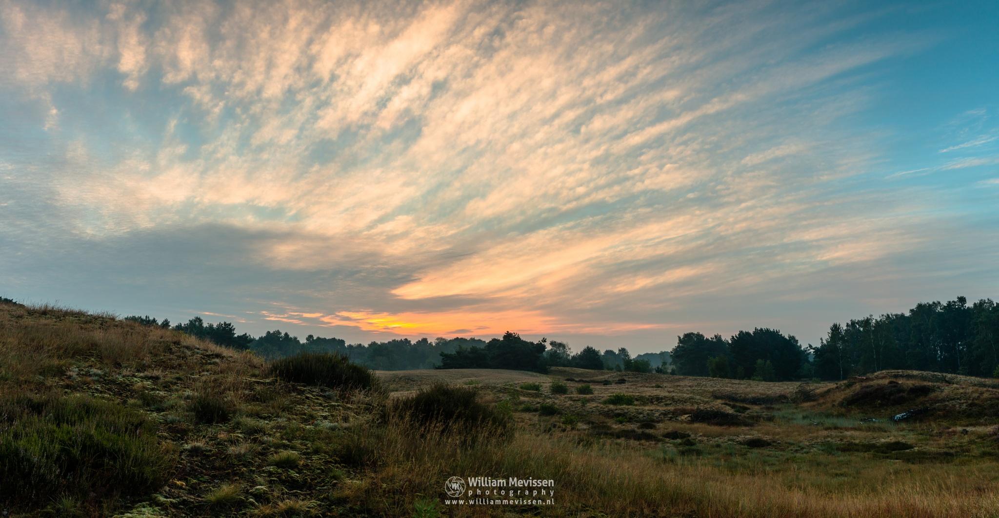Sunrise Explosion by William Mevissen