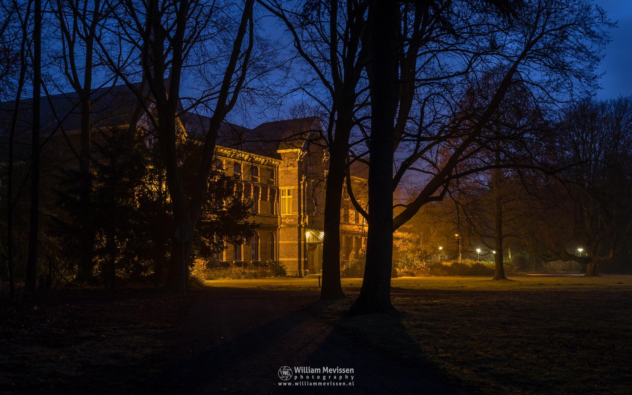 Convent Building Light by William Mevissen