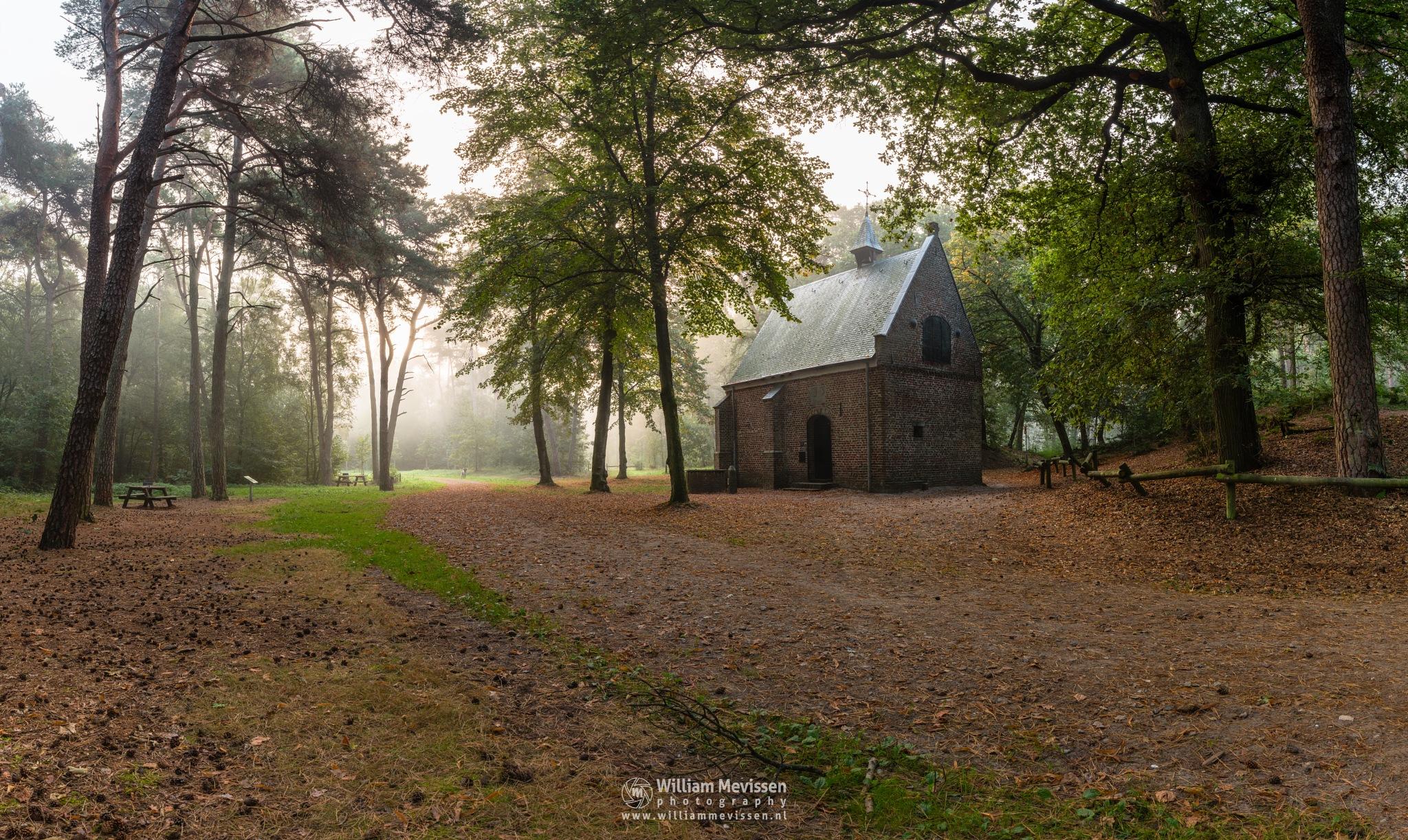 Panorama - Willibrorduskapel by William Mevissen