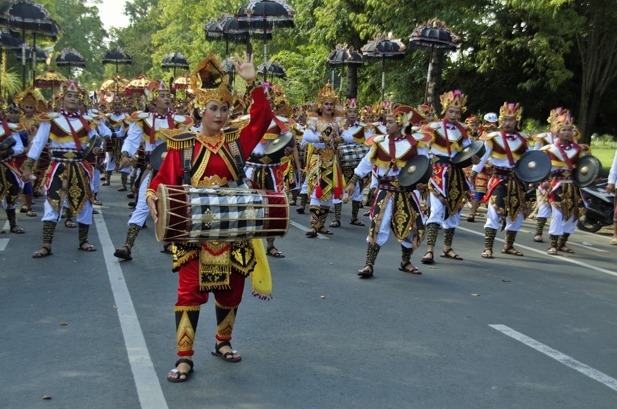 Ketug Bhumi-ISI-Denpasar-2 by arthamade