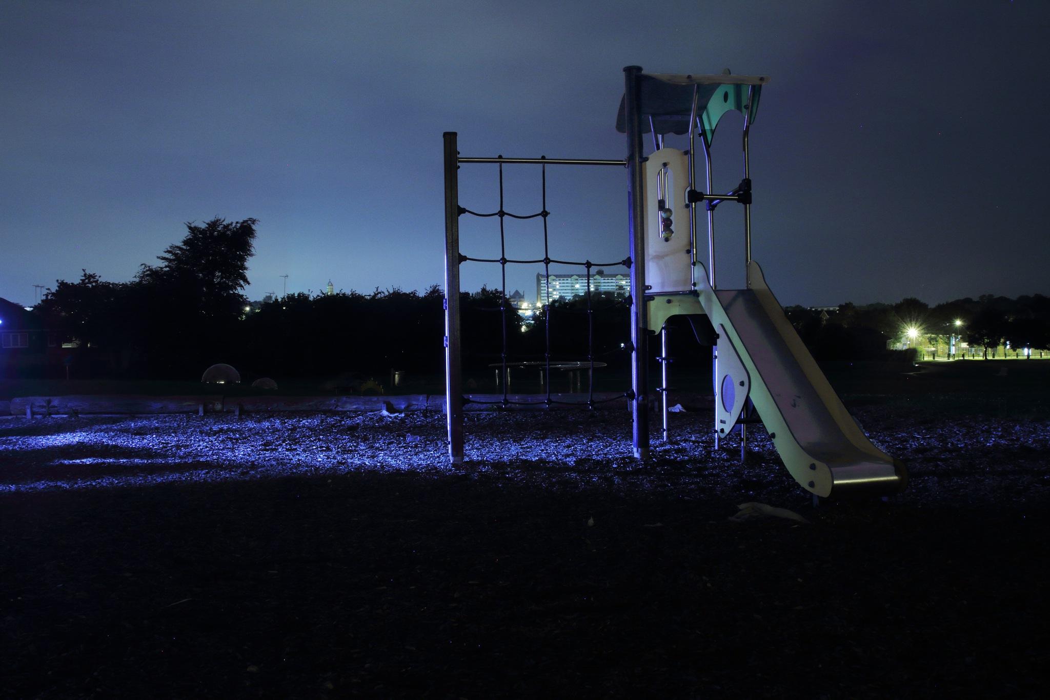 climbing frame by Jason Lavine