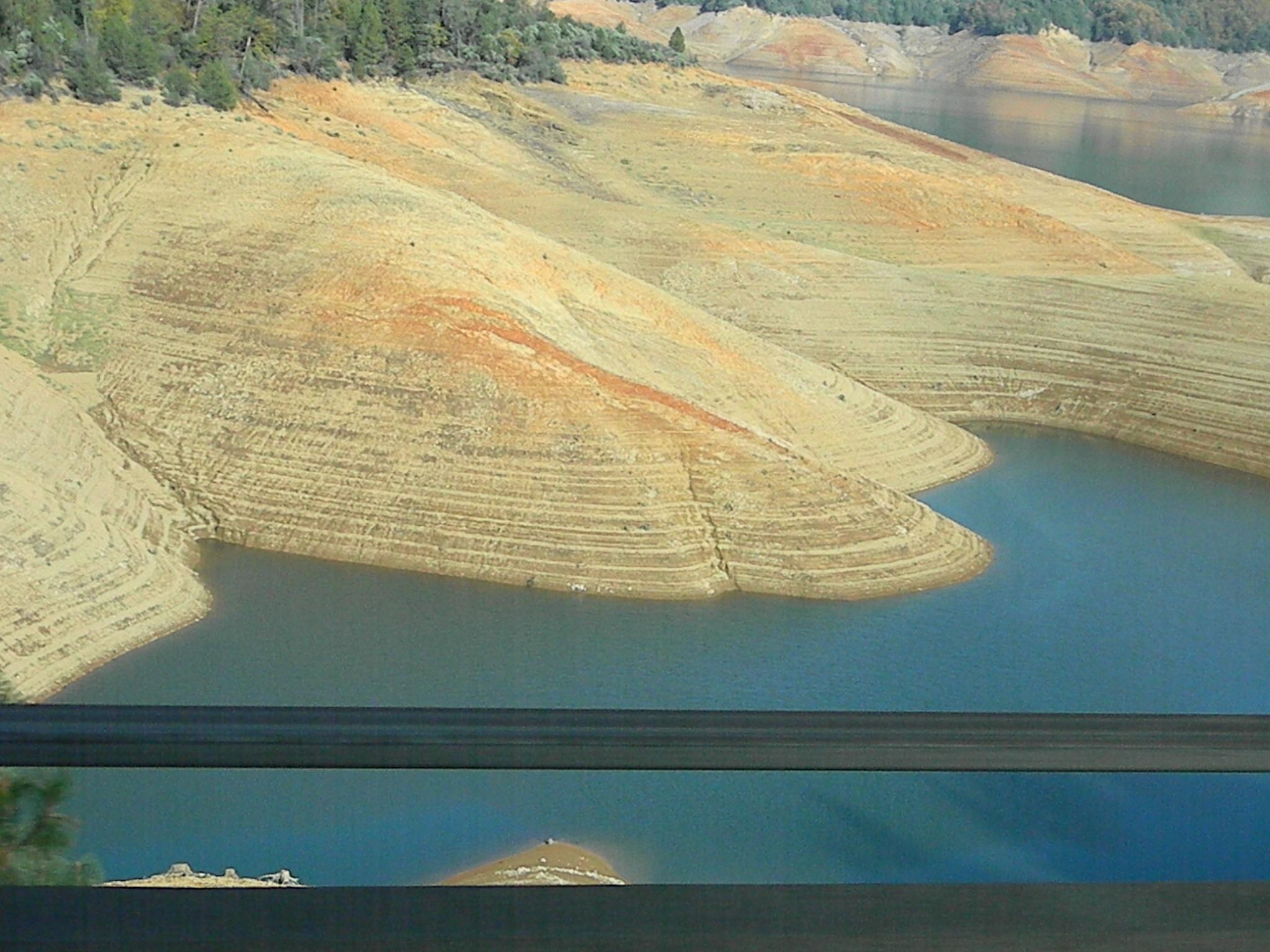 Shasta lake by joy.kilpatric