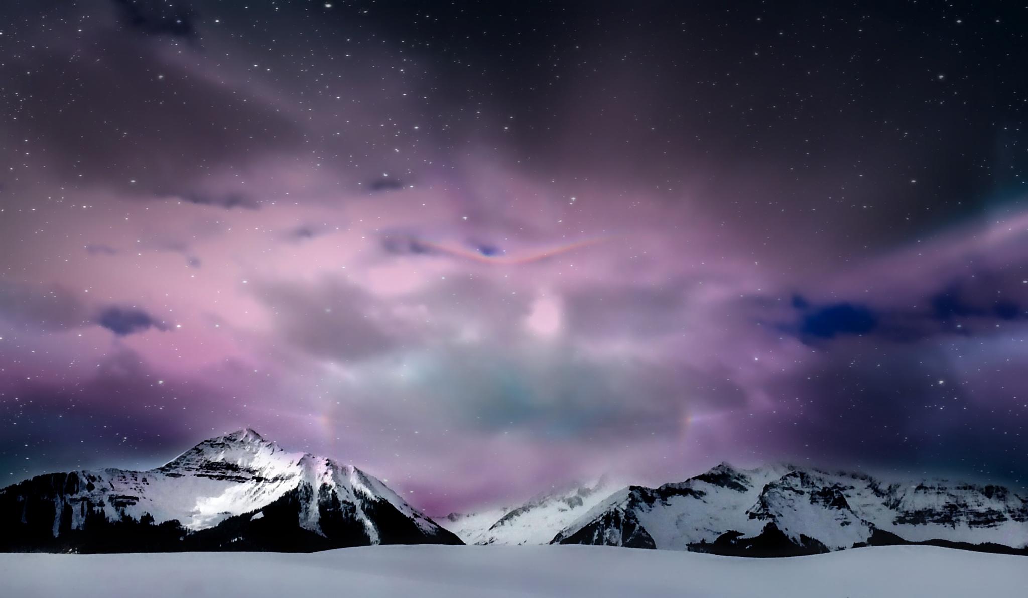 Purple Haze by Evelyn