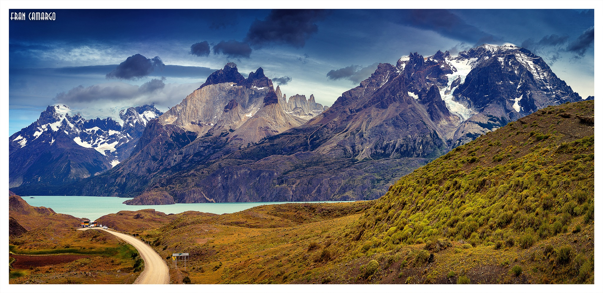 Torres Del Paine - Chile by Fran Camargo