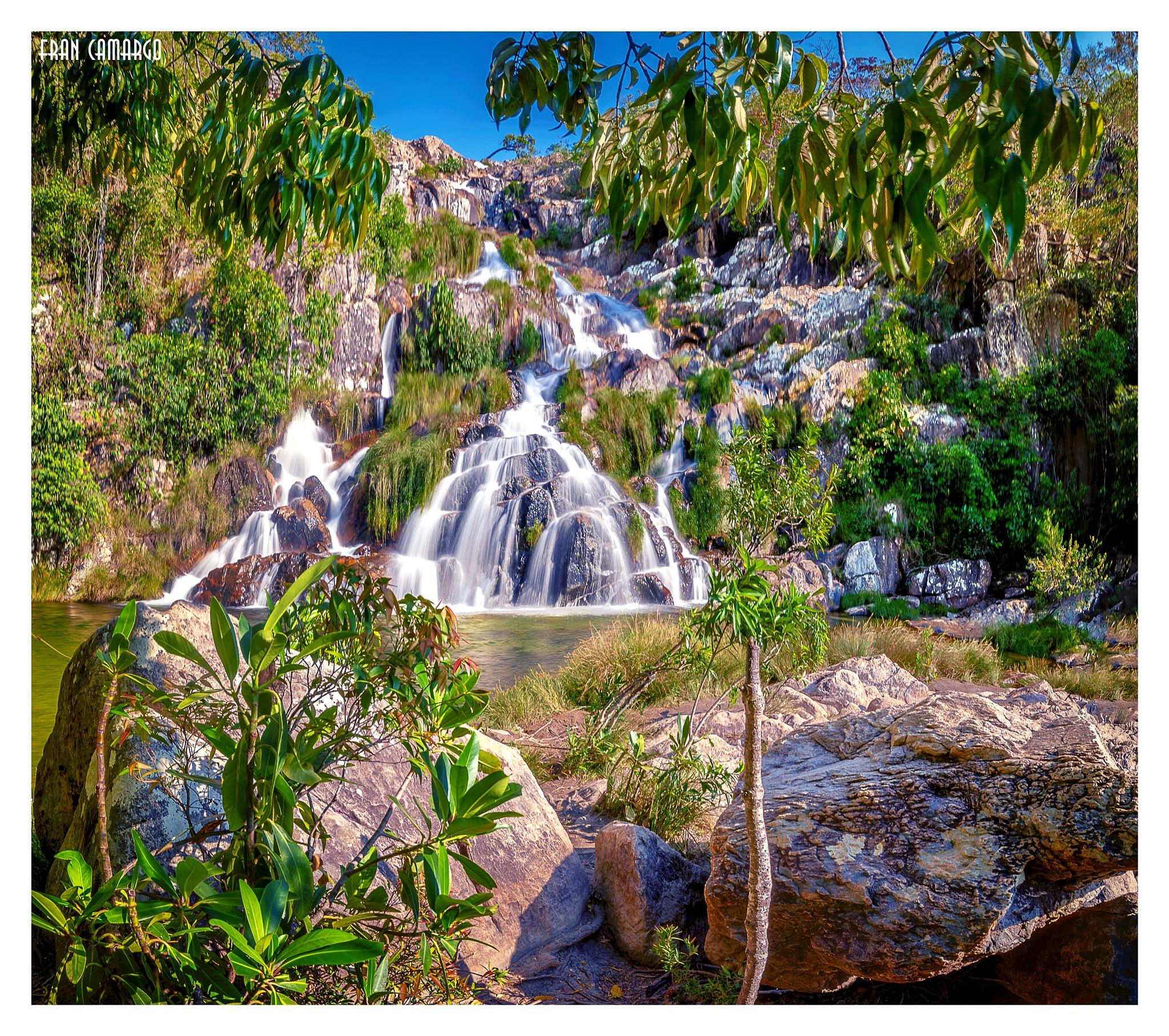 Chapada dos Veadeiros National Park - State of Goiás - Brazil by Fran Camargo