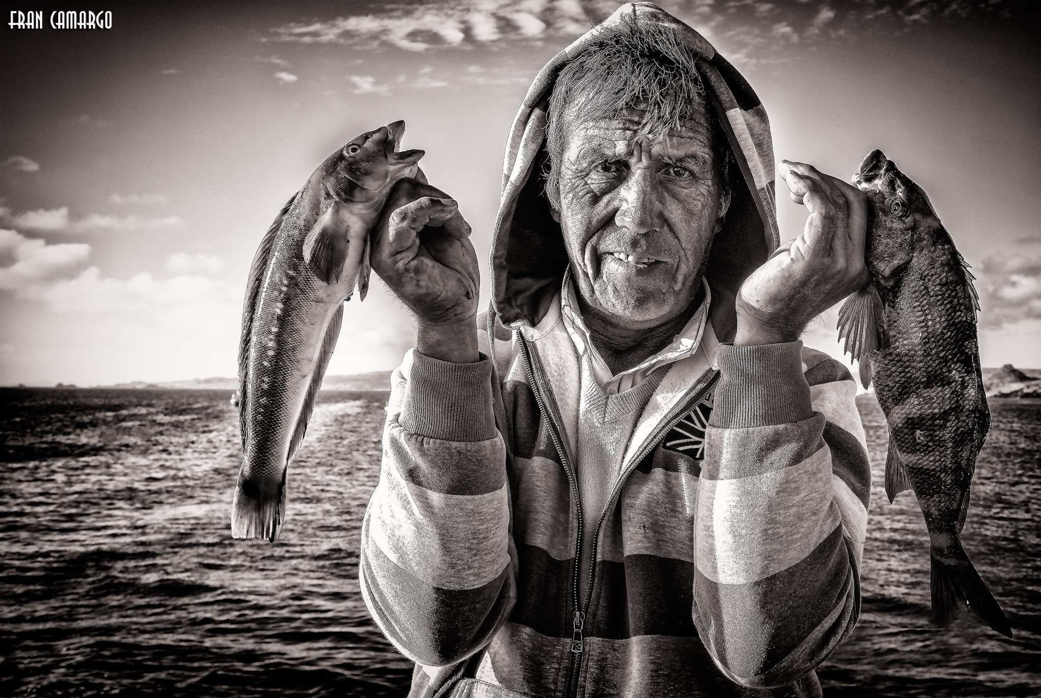 Fisherman by Fran Camargo
