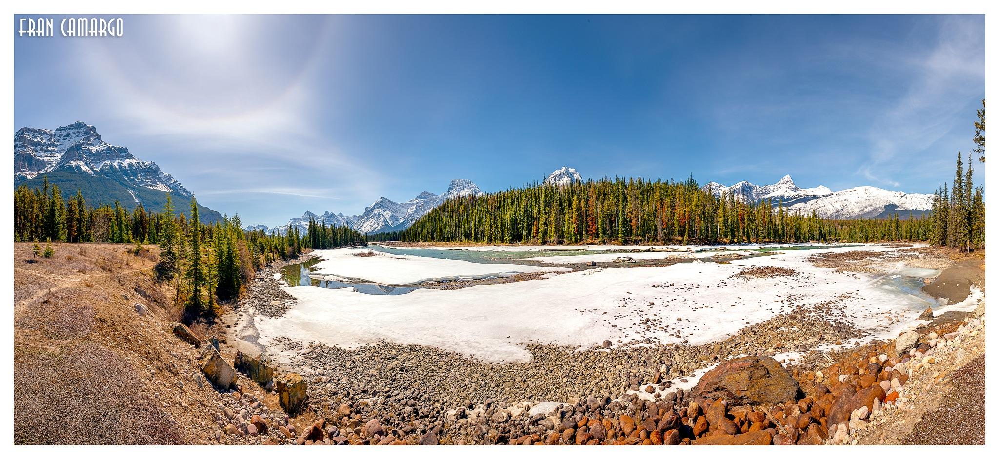 Jasper National Park - Canada by Fran Camargo