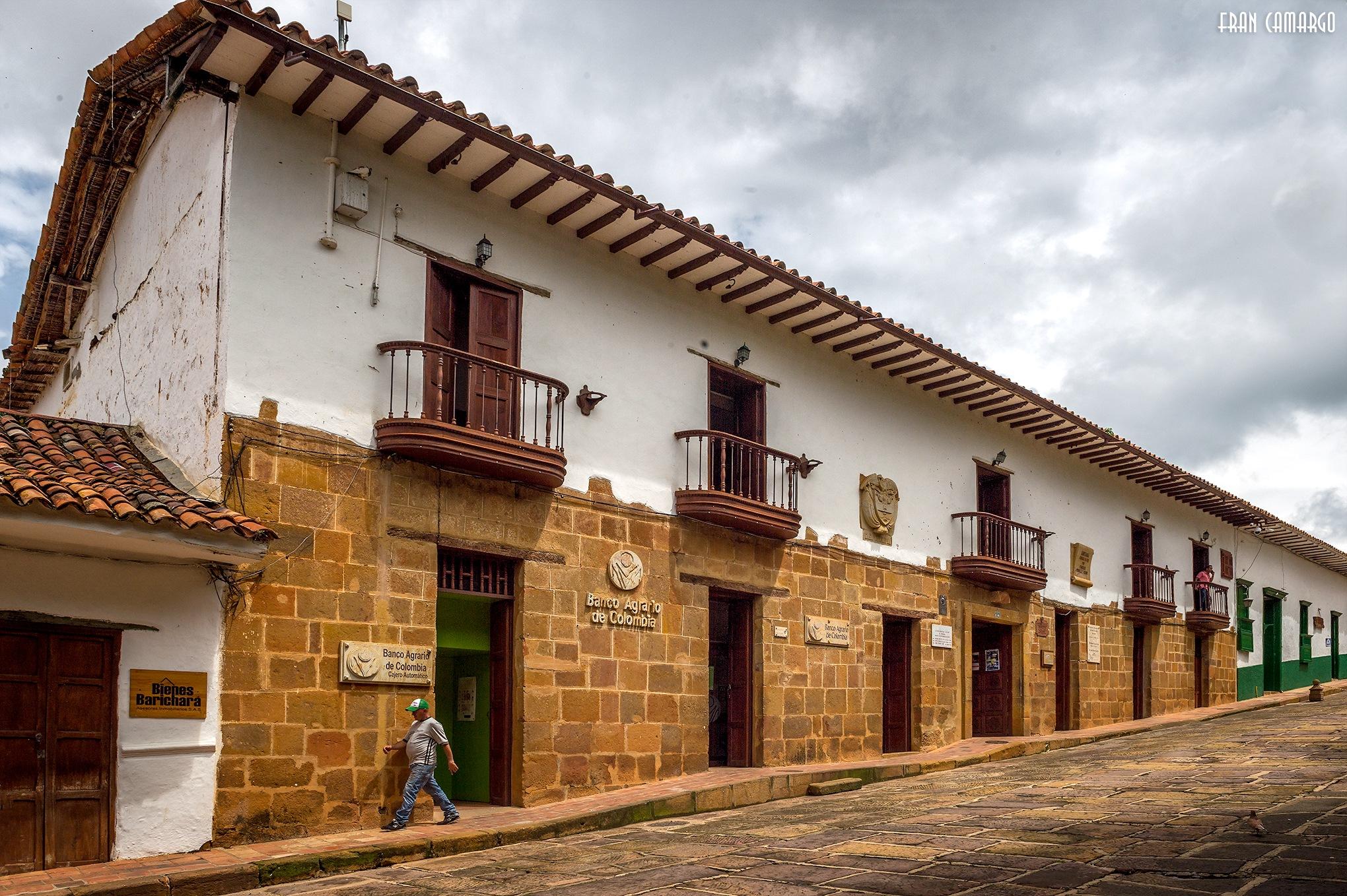 Barichara - Colombia by Fran Camargo
