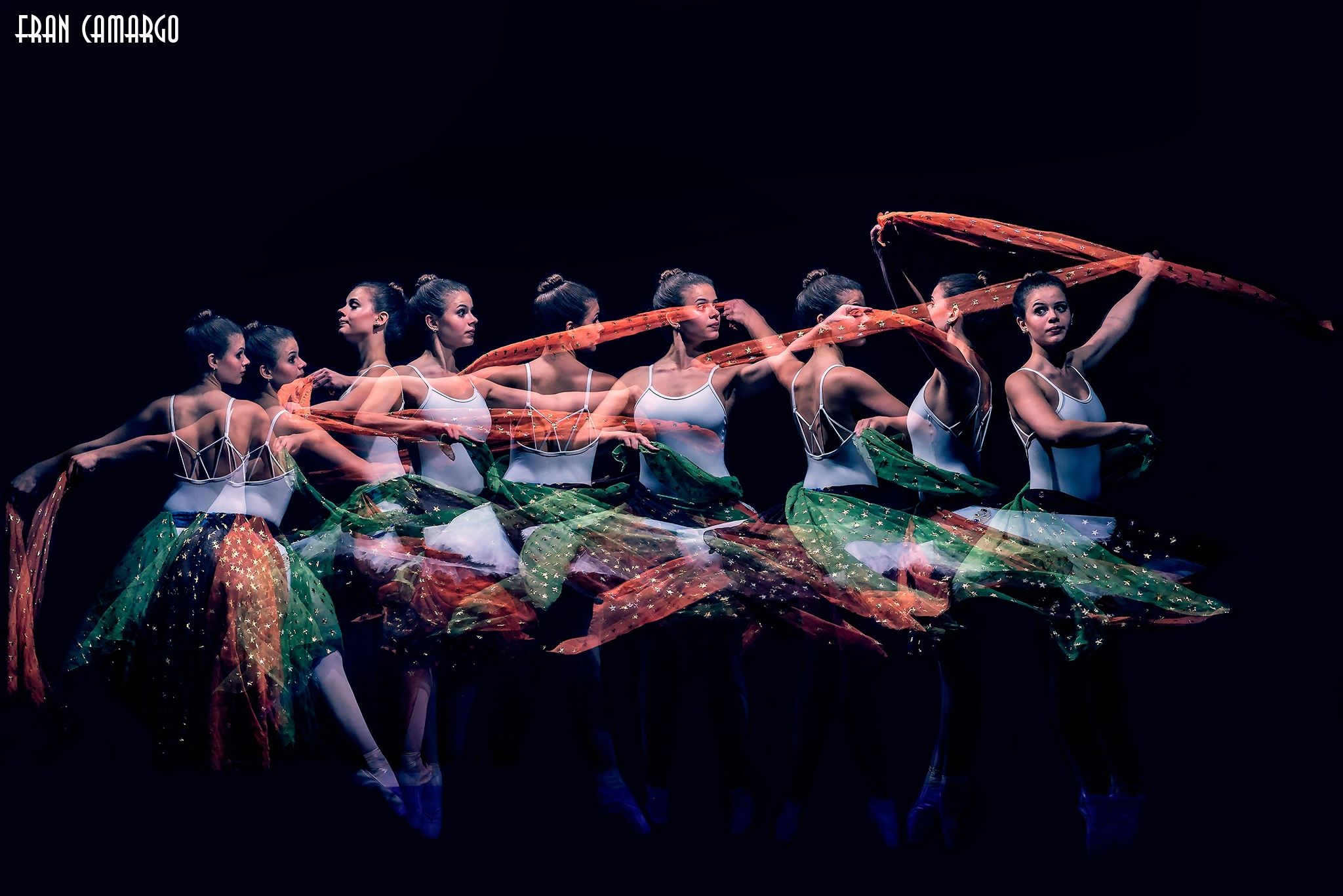 Ballet by Fran Camargo