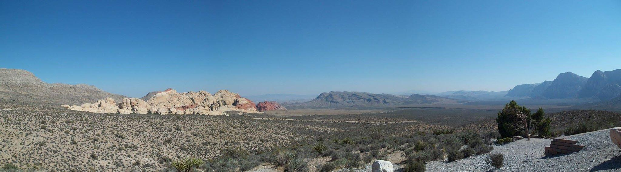 Red Rock , Nevada by April Dawn
