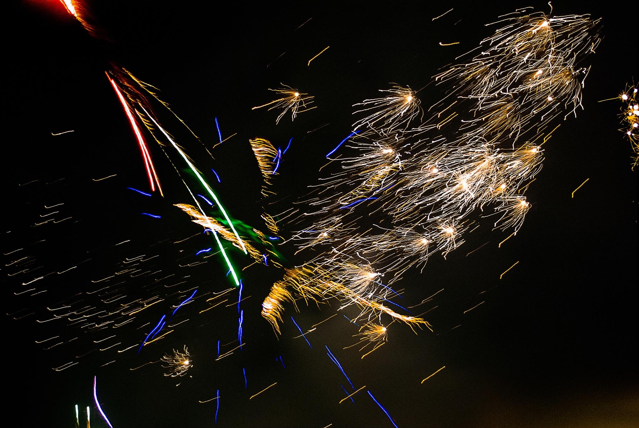 firework1 by Cor.G.  Amature Photographer