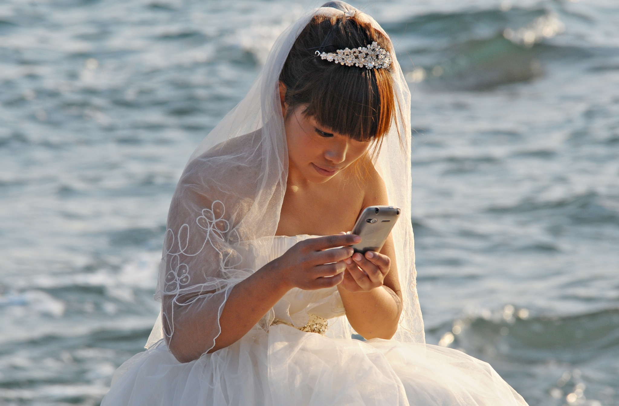 Wedding Text by Francisco Little