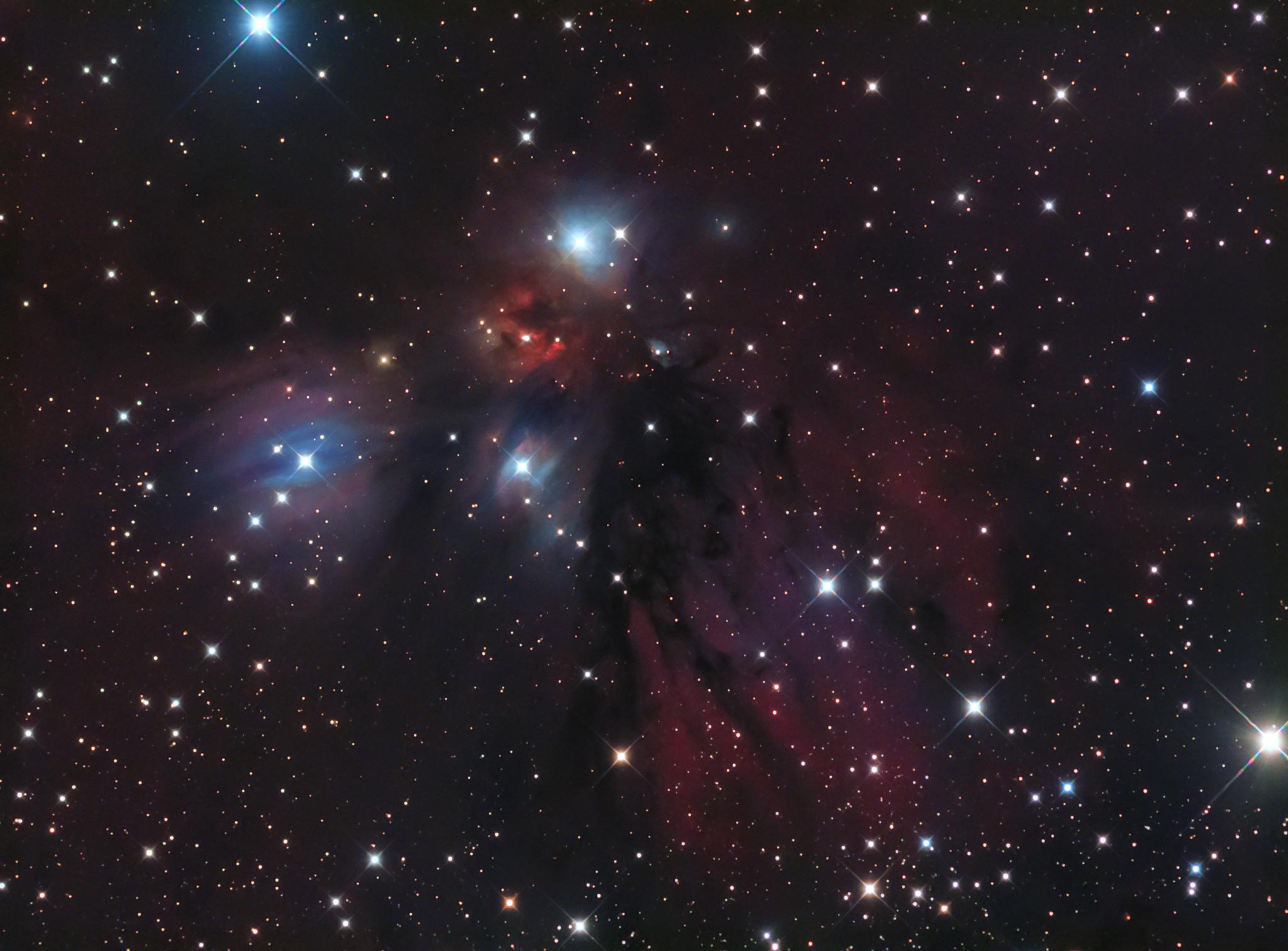 NGC 2170 by Tragoolchitr Jittasaiyapan