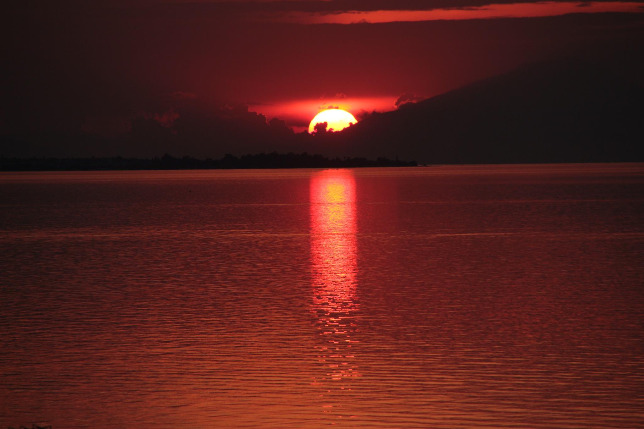 Sunset by inge.kanakarisW