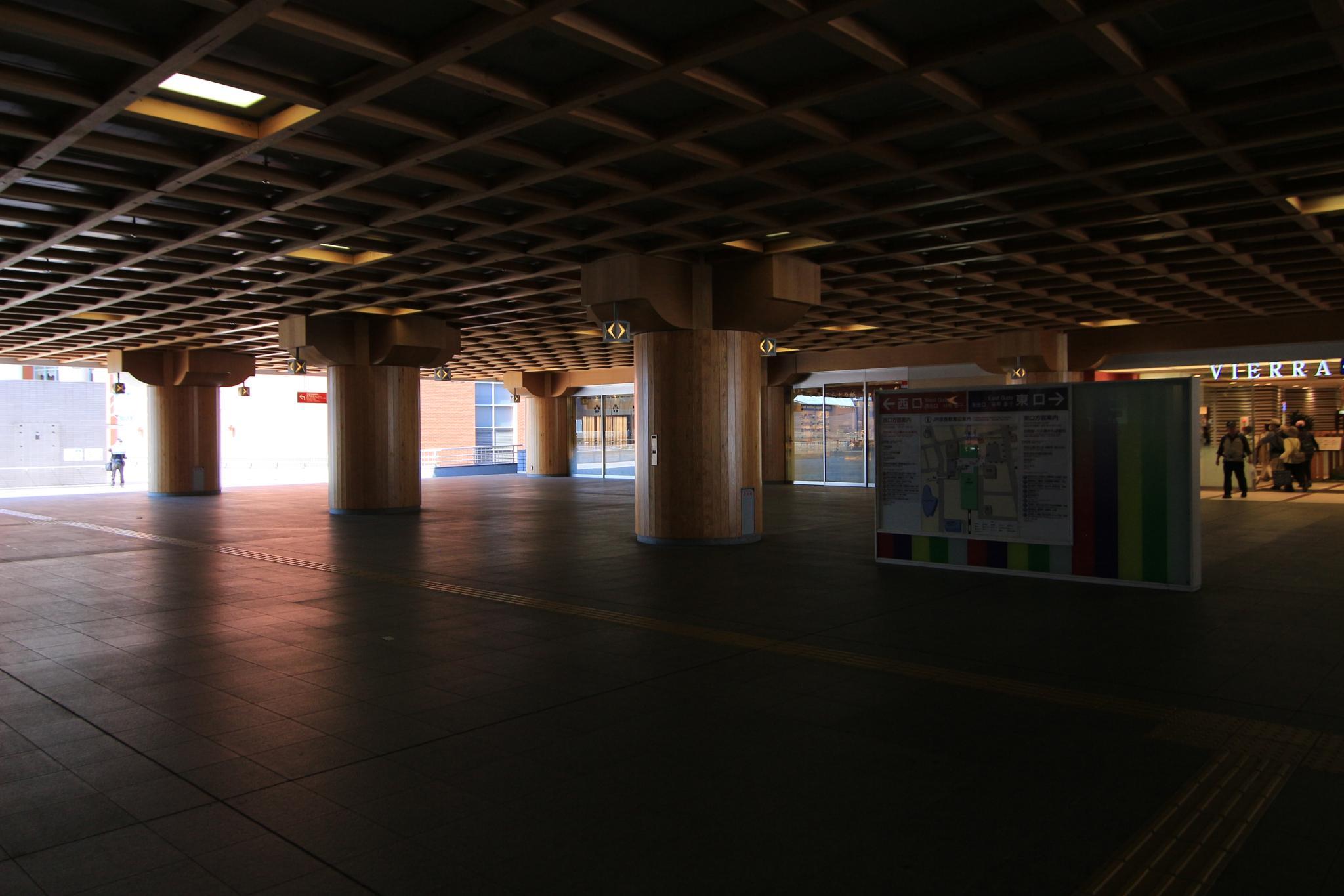 Nara station by inge.kanakarisW