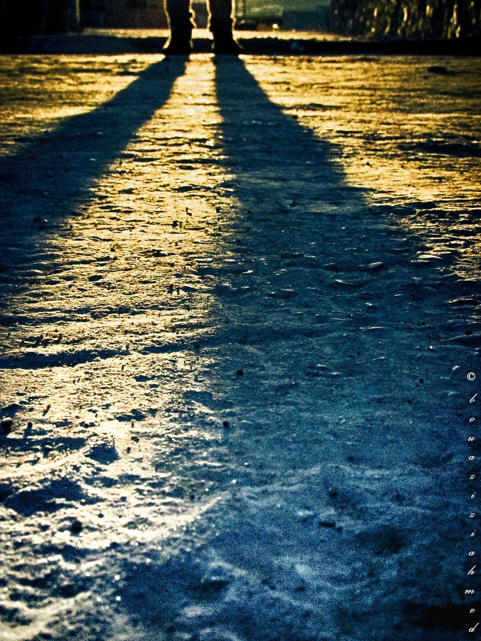 shadow by ahmed bouazizi