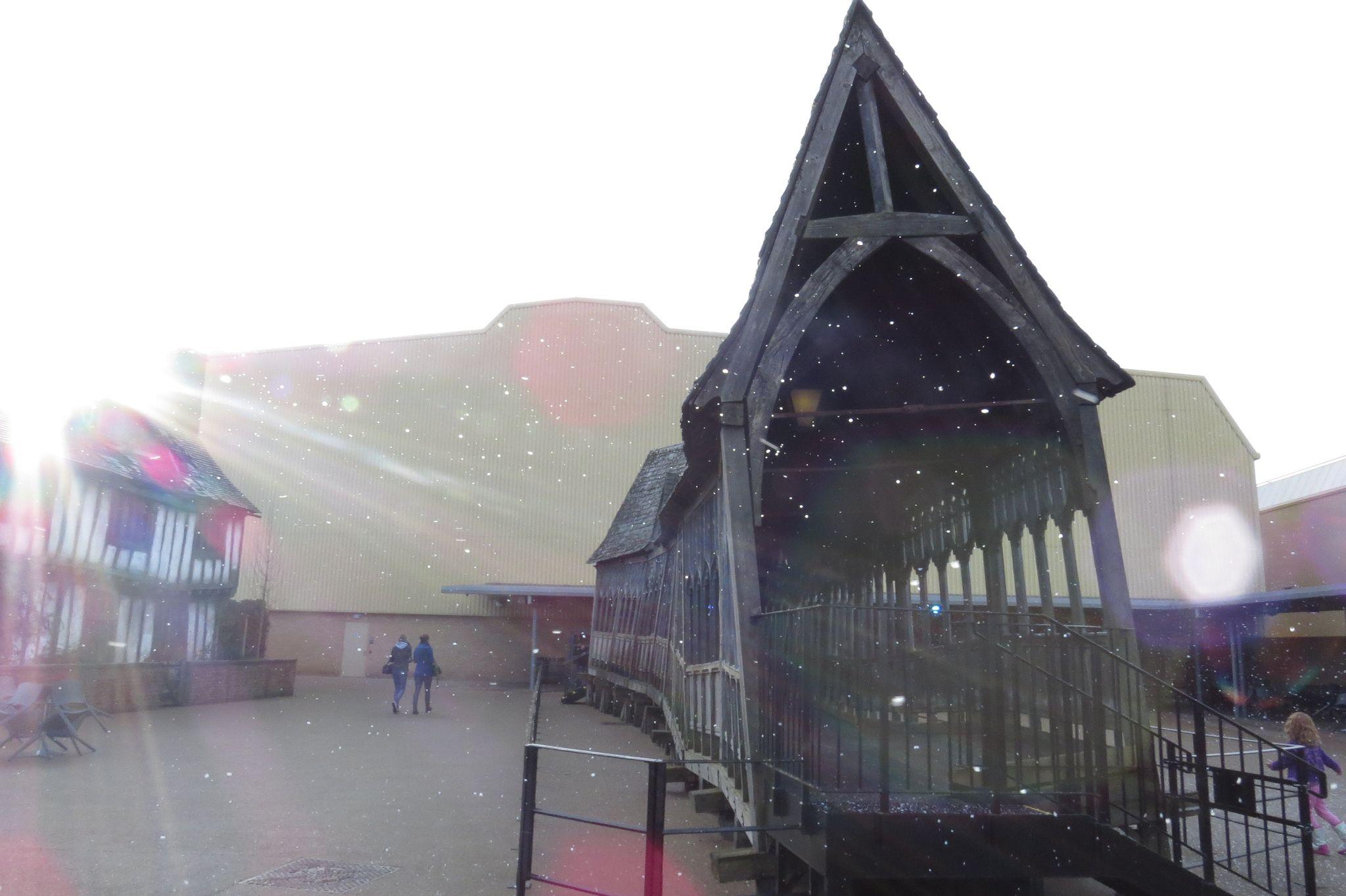 Studio Warner Harry Potter by Bulle2a