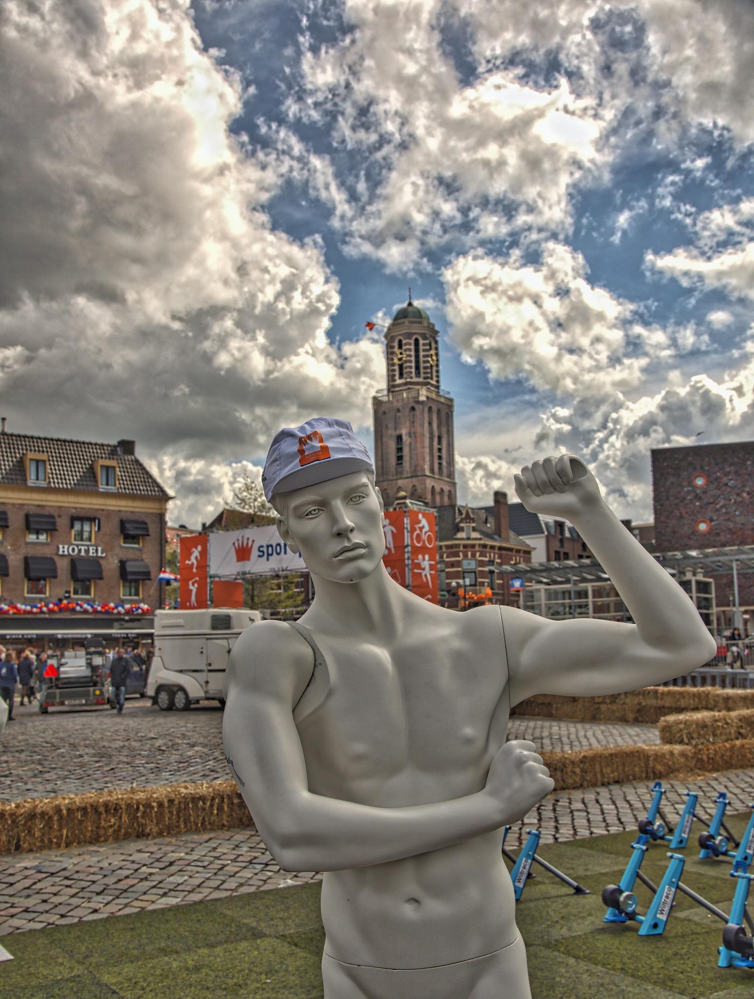 Kingsday Zwolle by Mirjam Slotman-Martin