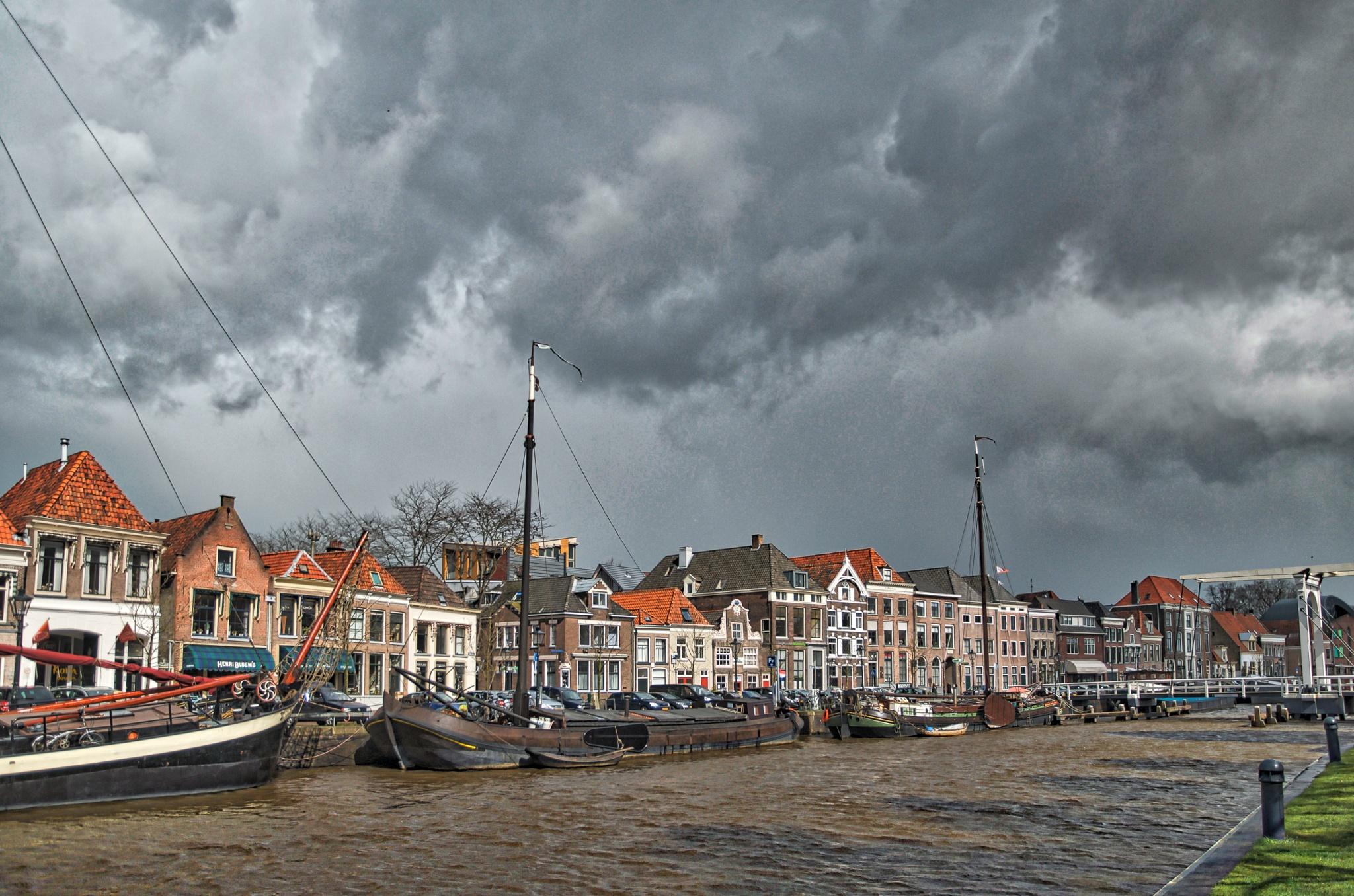 Zwolle The Netherlands by Mirjam Slotman-Martin