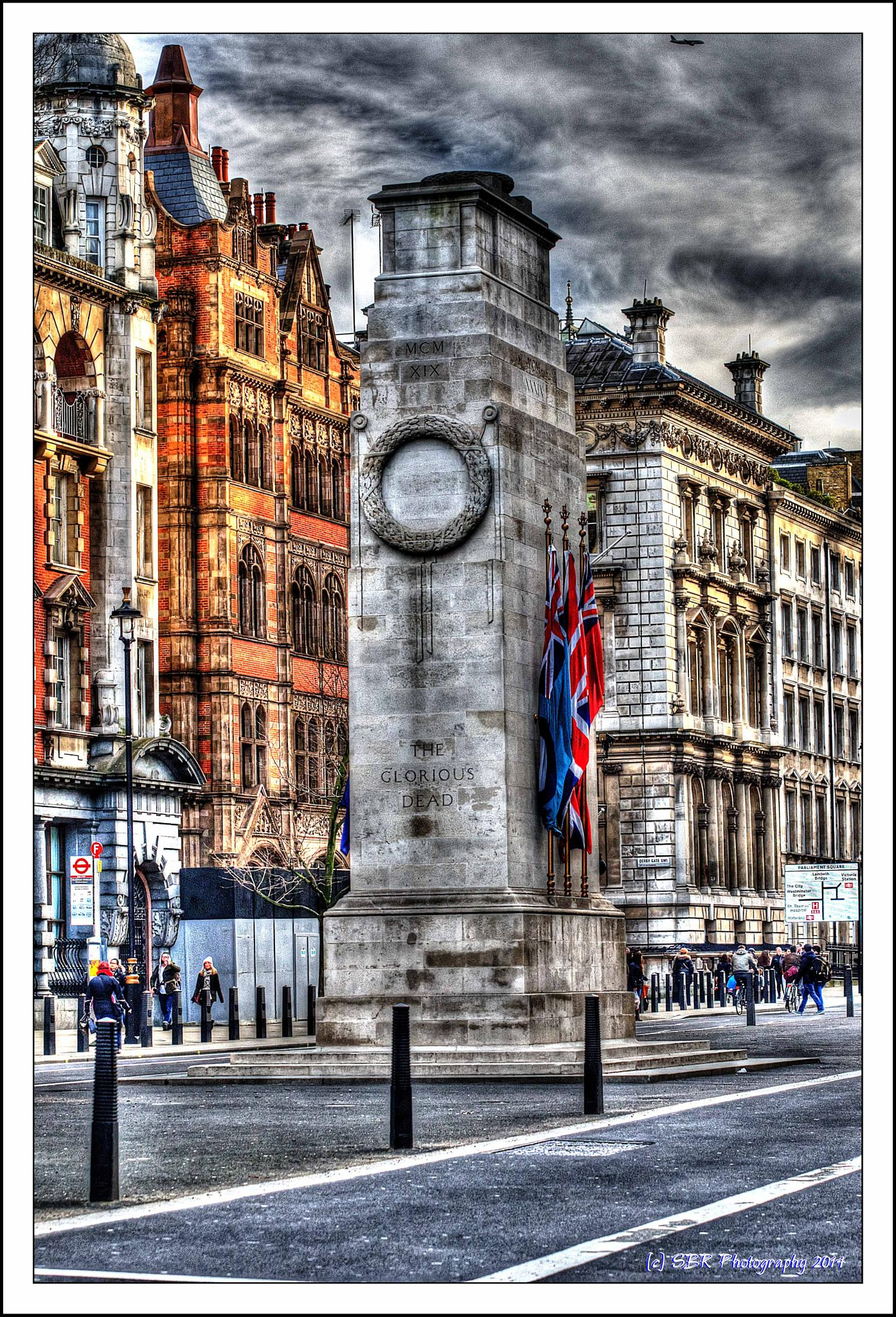 The Cenotaph by SteveR