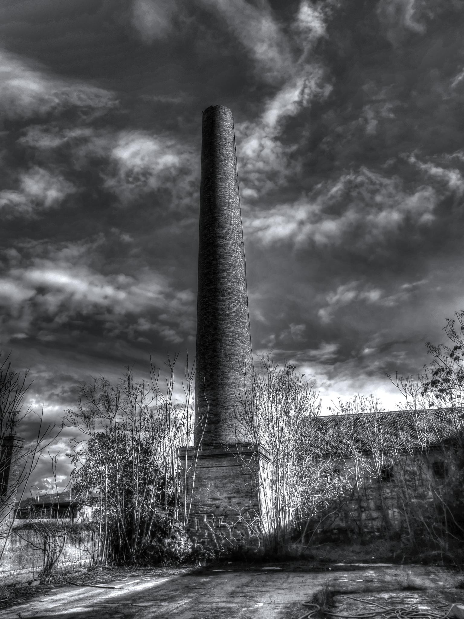The Chimney by SteveR