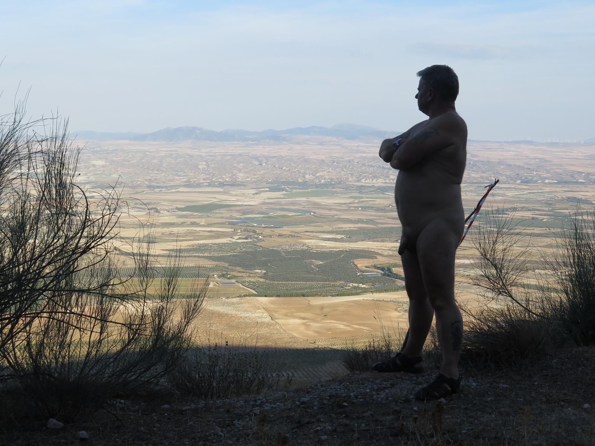 Mountain man by SteveR