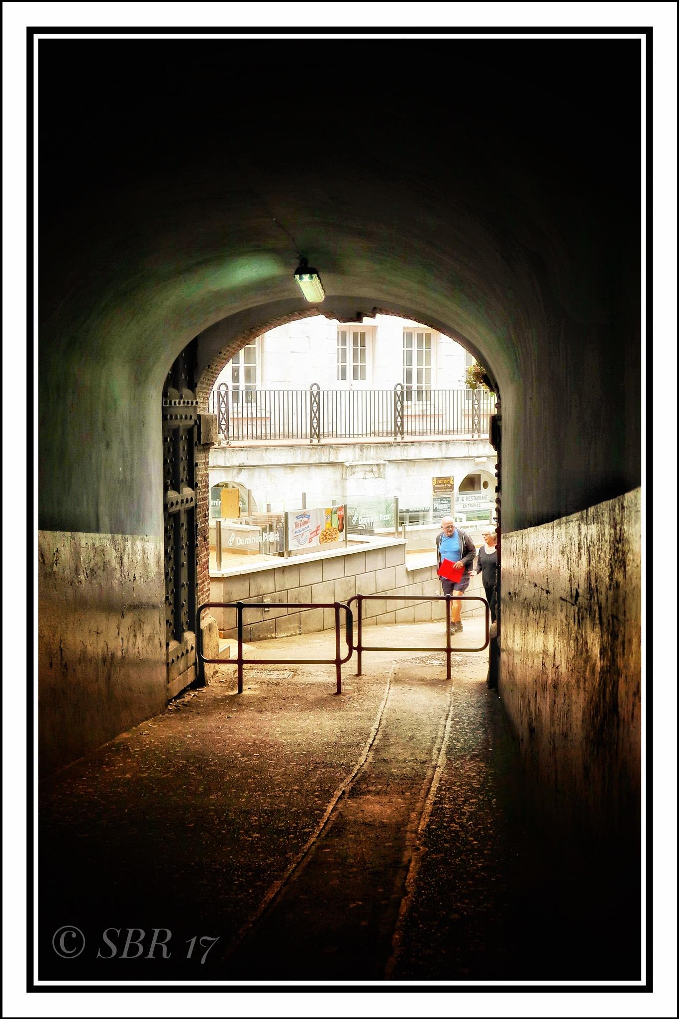 Landport Tunnel by SteveR