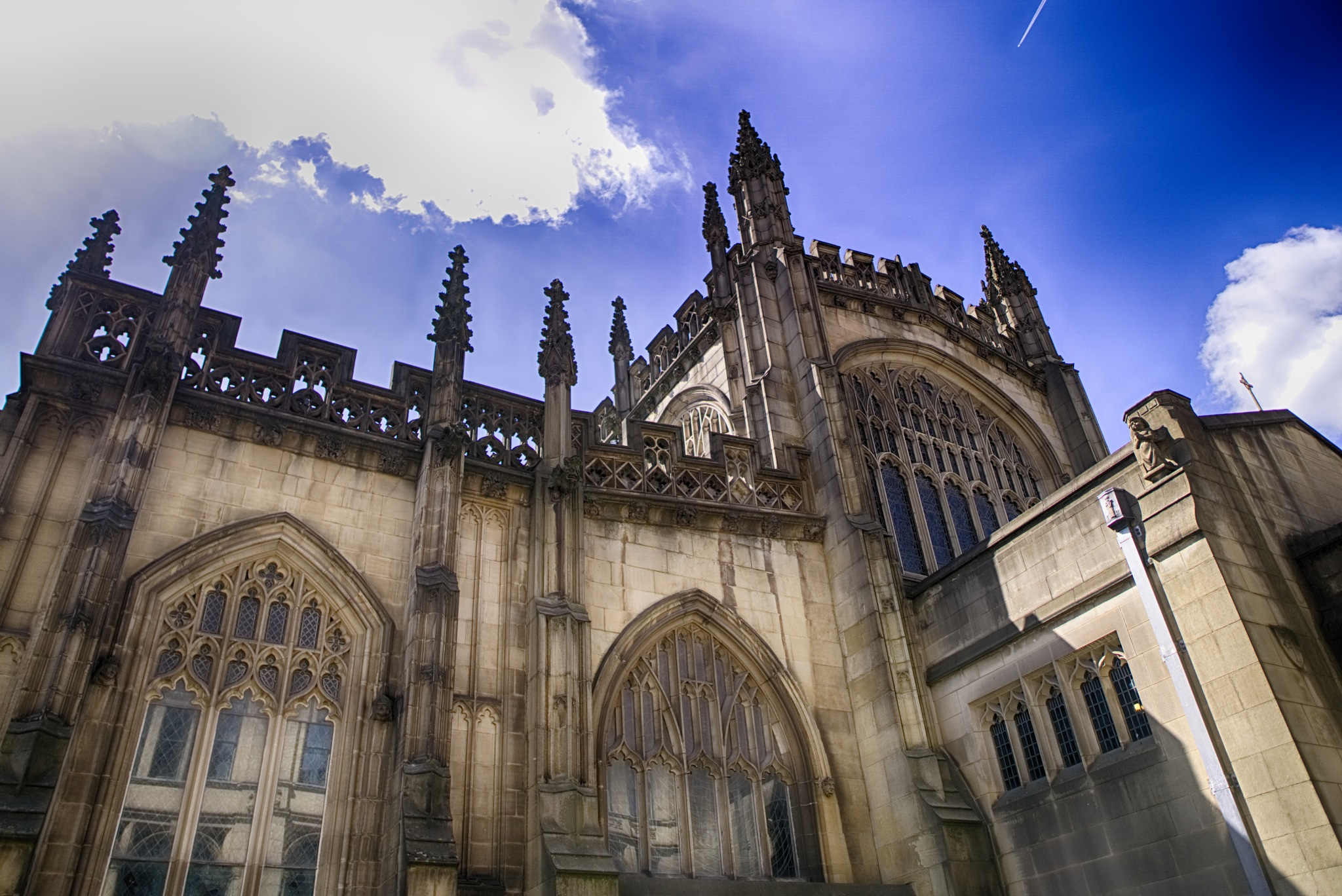 Manchester Cathedral by Emmanuel Okorie
