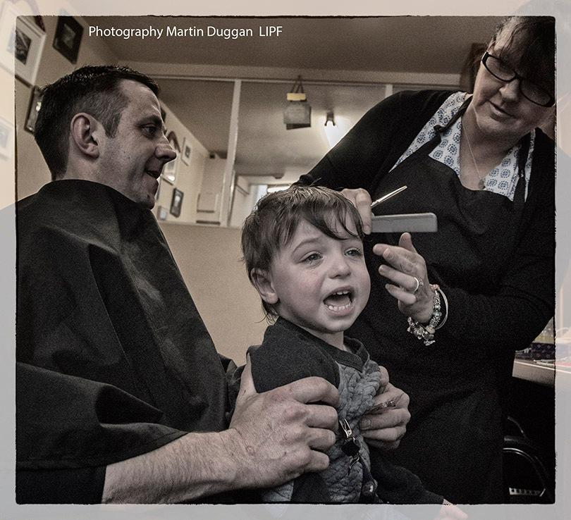 Bad hair Day by dugganshandon