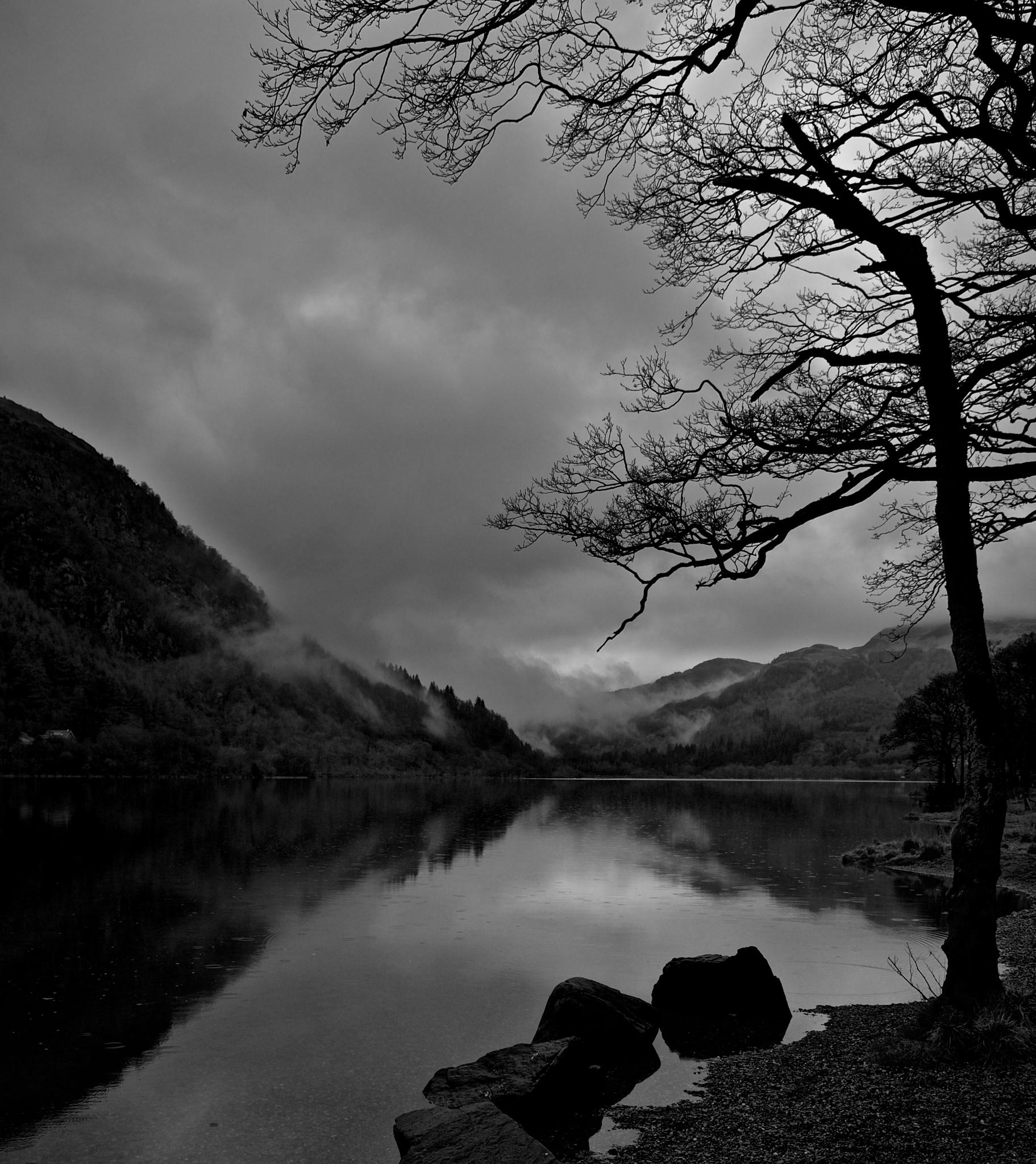 Loch Drama  by dundeedavie