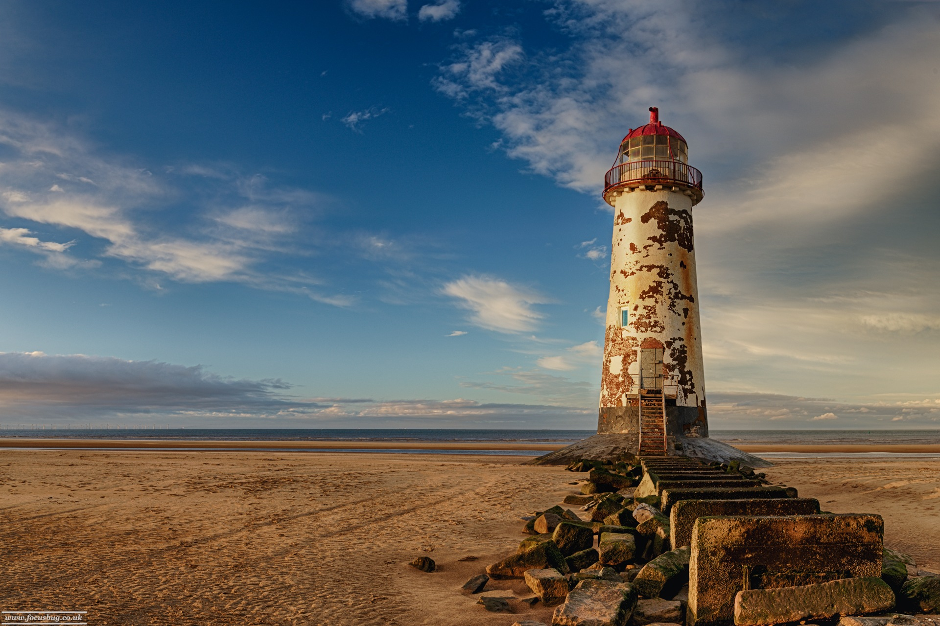 Talacre Lighthouse, North Wales by DuncanArnold