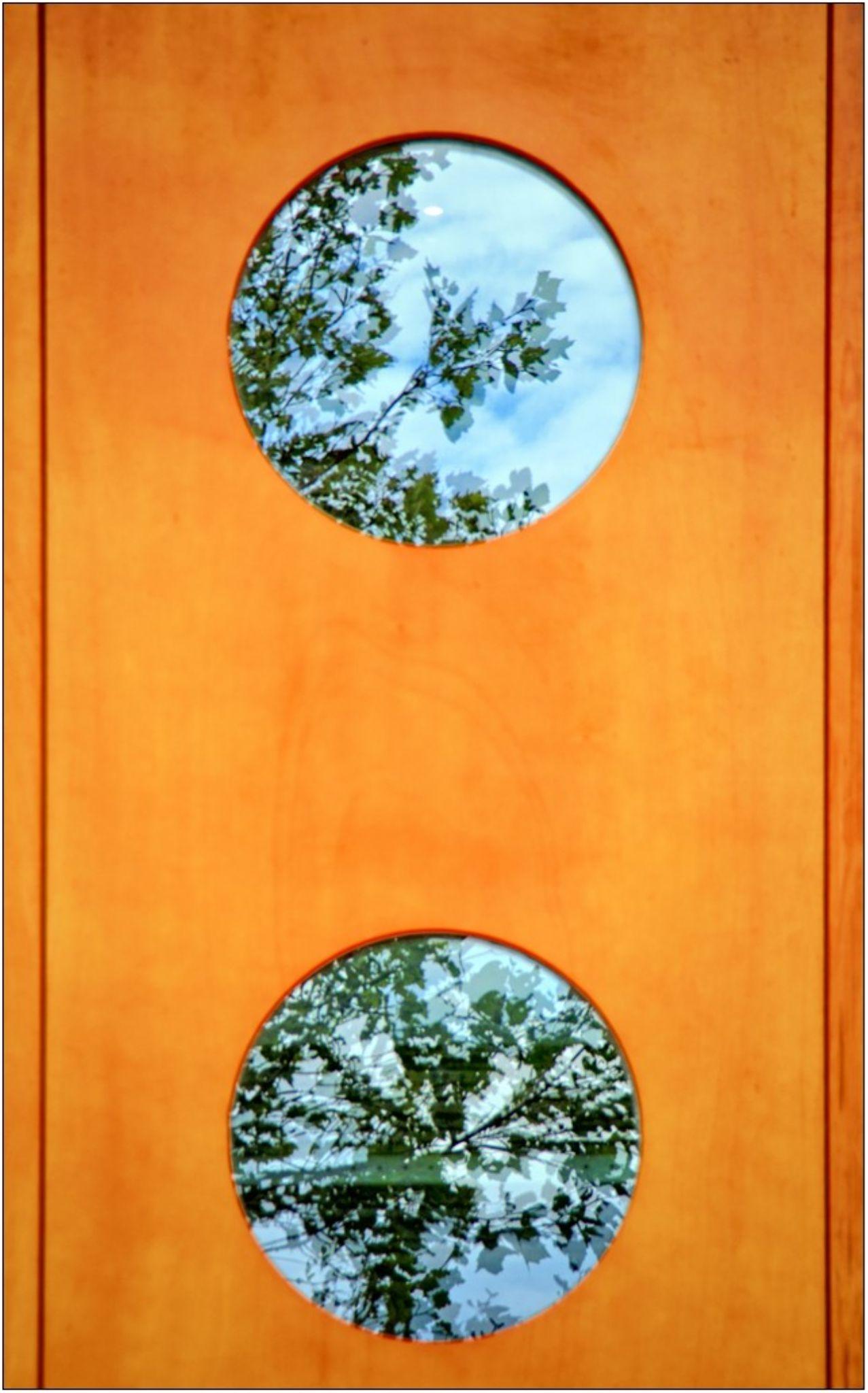 A door by Watze D. de Haan