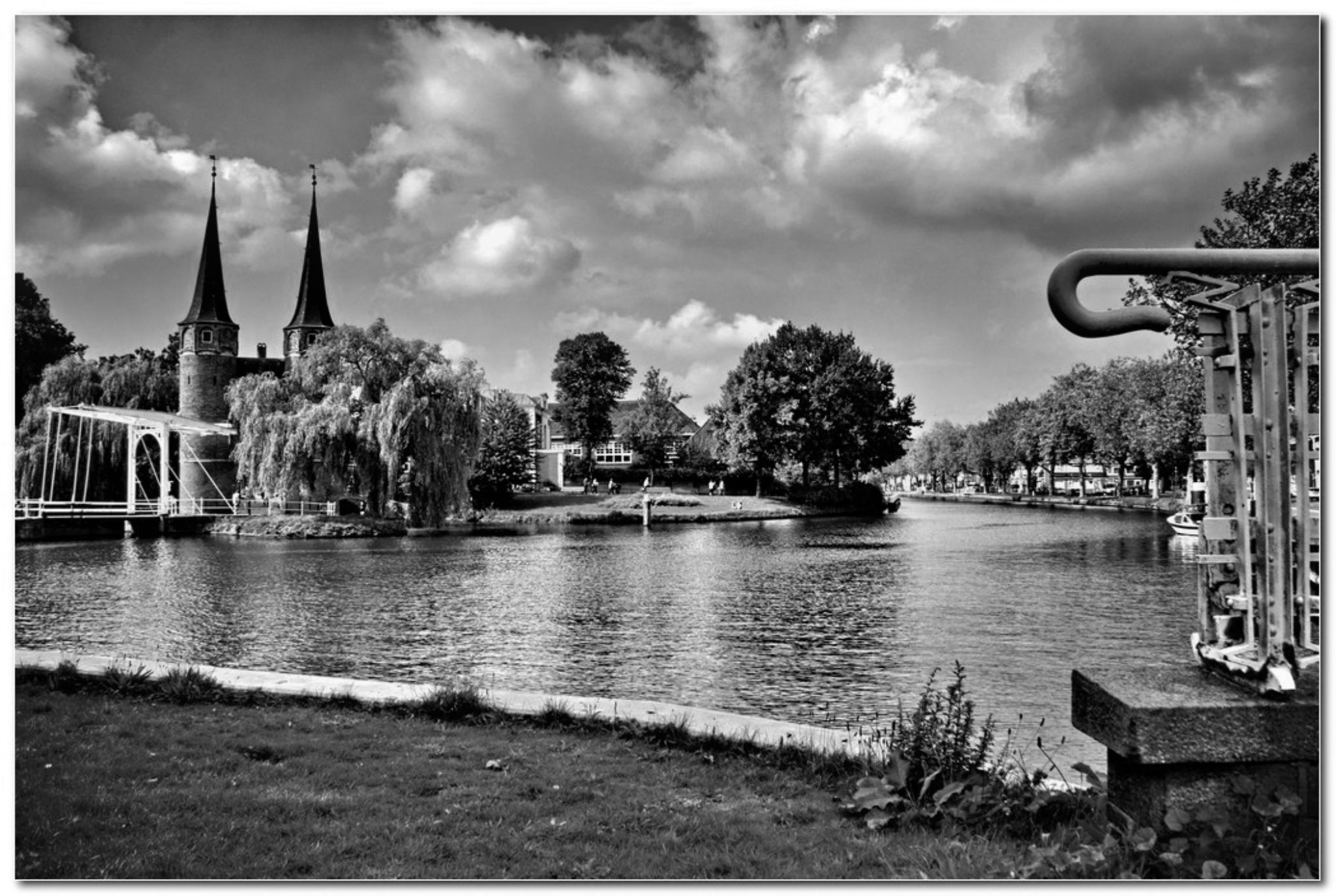 Long time ago by Watze D. de Haan
