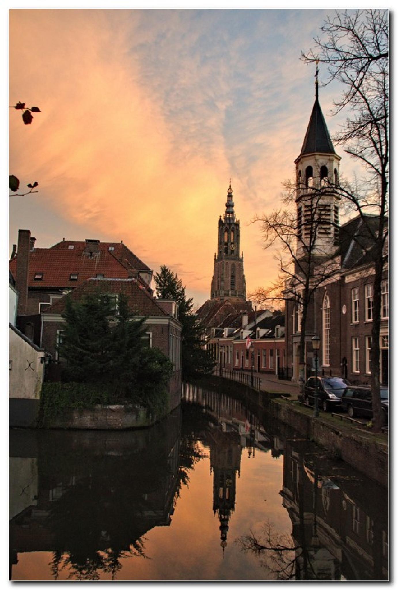 Lange Jan by Watze D. de Haan