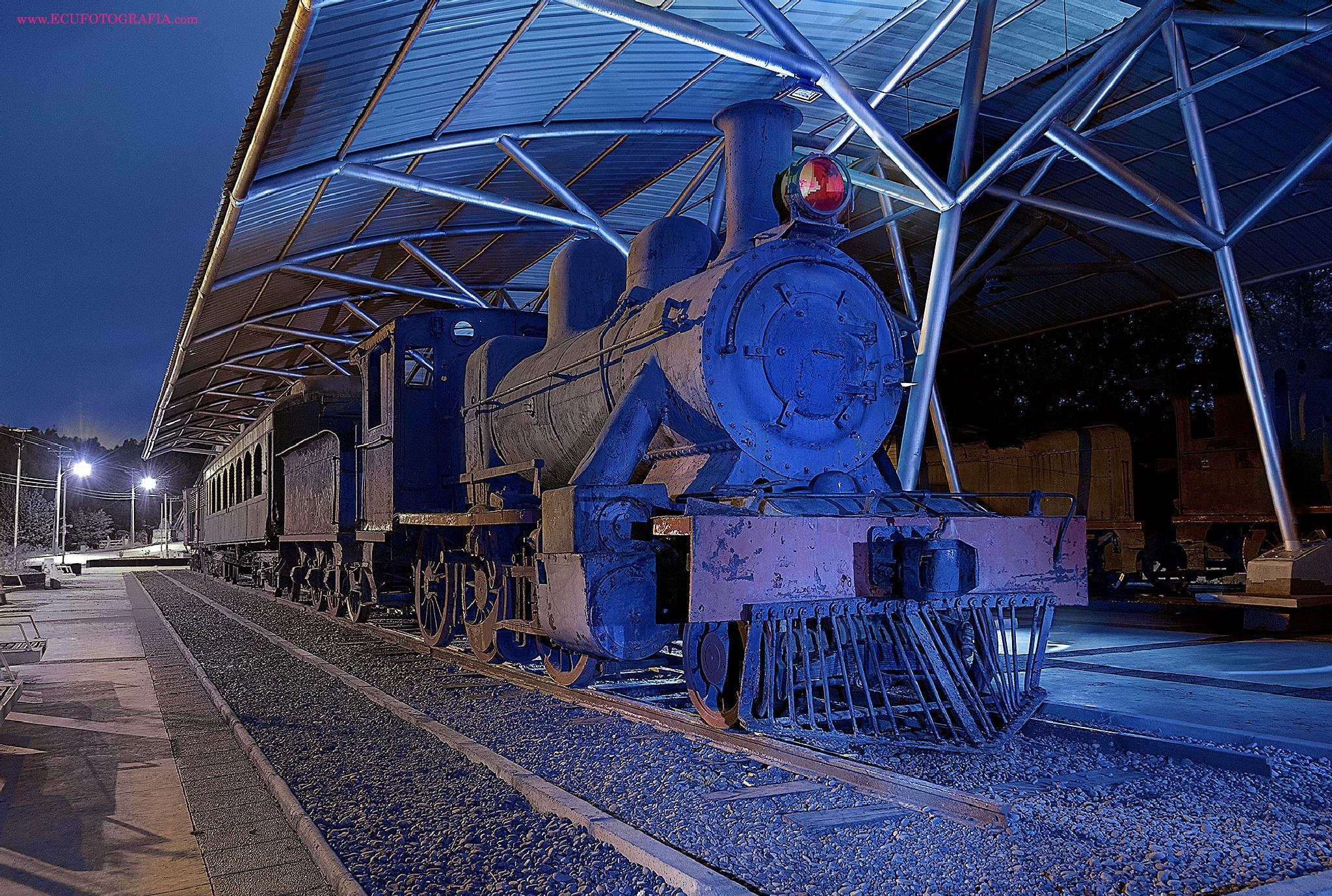 Locomotora de Carahue by ecabello