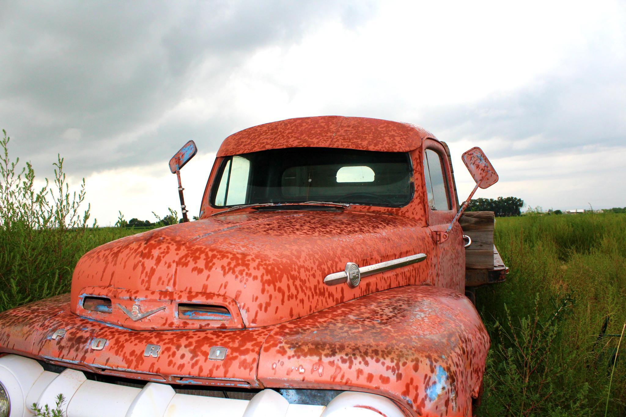 This Old Truck by Lucretia Bittner